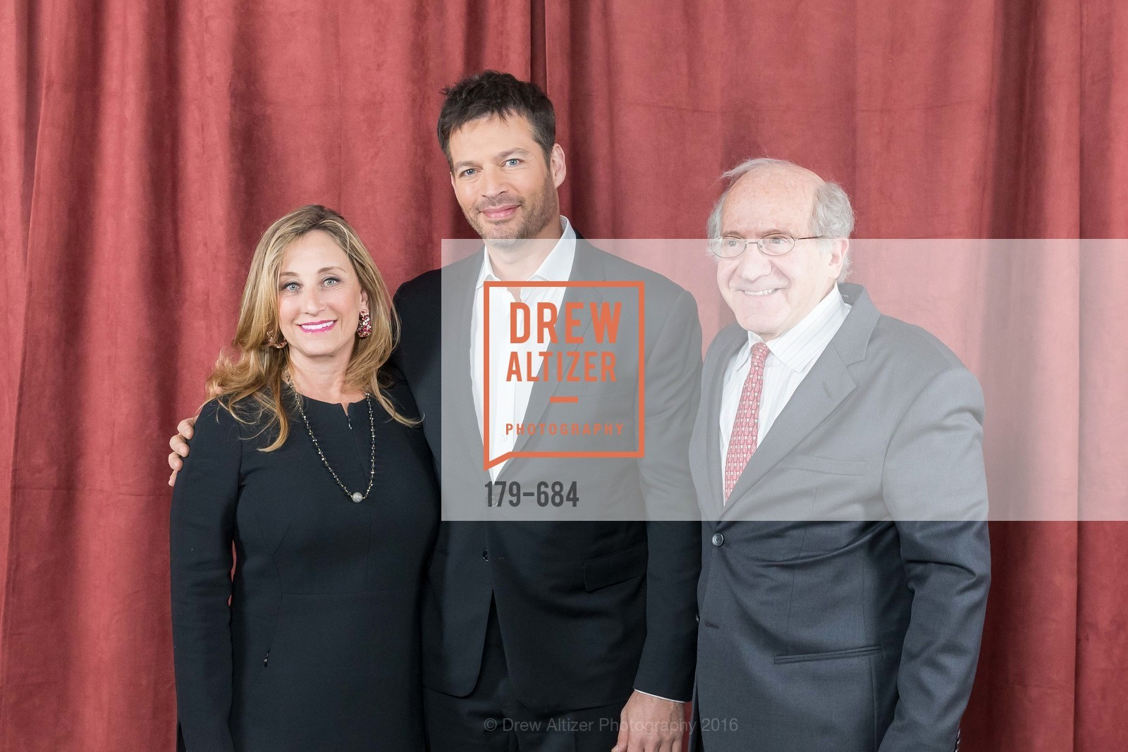 Dianne Taube, Harry Connick Jr., Jonathan Berek, Under One Umbrella, Sharon Heights Golf and Country Club, January 13th, 2016,Drew Altizer, Drew Altizer Photography, full-service agency, private events, San Francisco photographer, photographer california