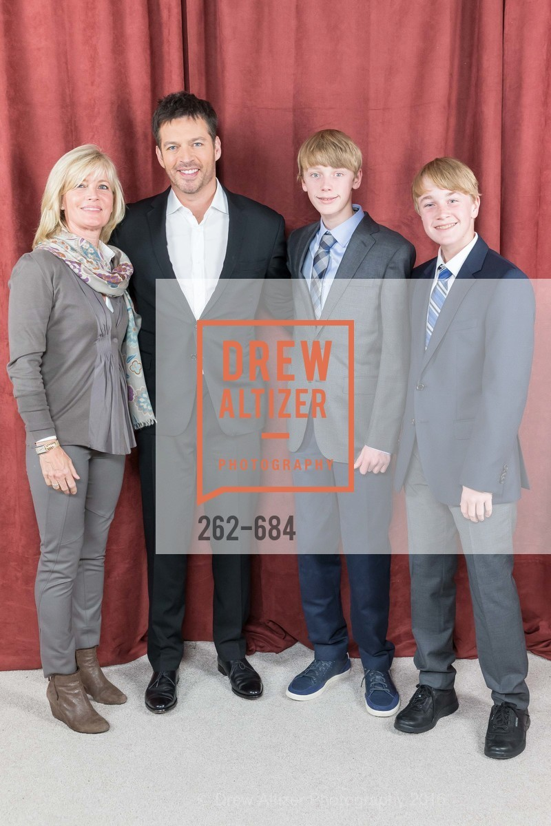 Laura van Camp, Harry Connick Jr., Daniel van Camp, Cameron van Camp, Under One Umbrella, Sharon Heights Golf and Country Club, January 13th, 2016,Drew Altizer, Drew Altizer Photography, full-service agency, private events, San Francisco photographer, photographer california