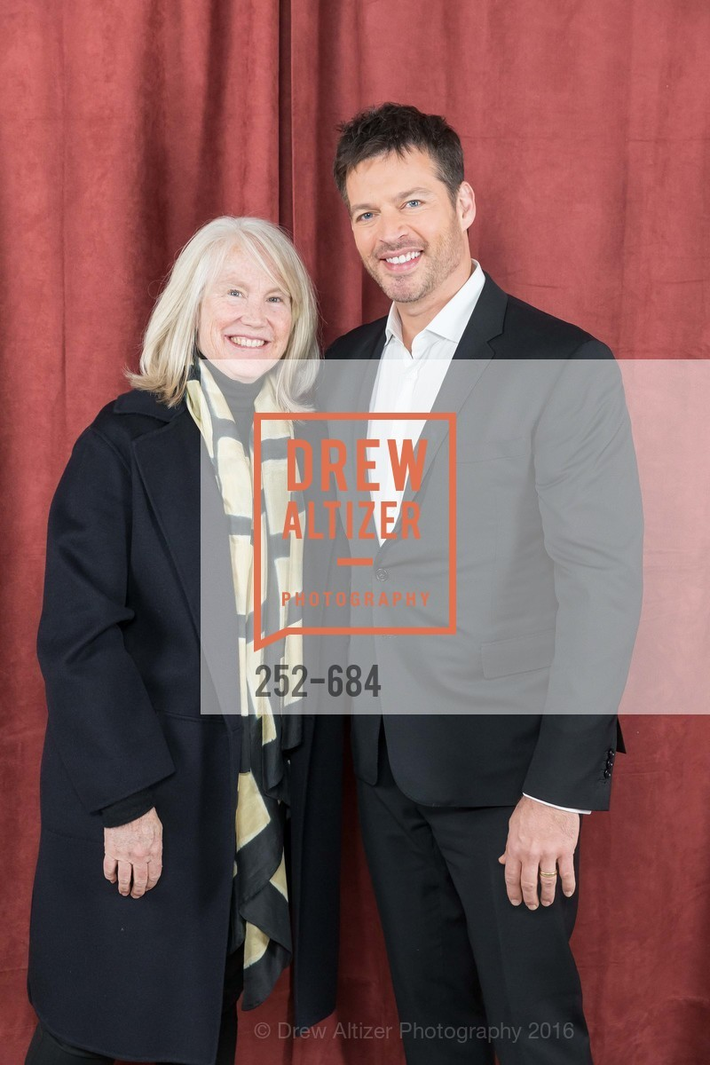 Ann Doerr, Harry Connick Jr., Photo #252-684