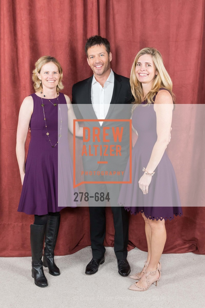 Kristin Crosland, Harry Connick Jr., Suzanne Crandall, Photo #278-684