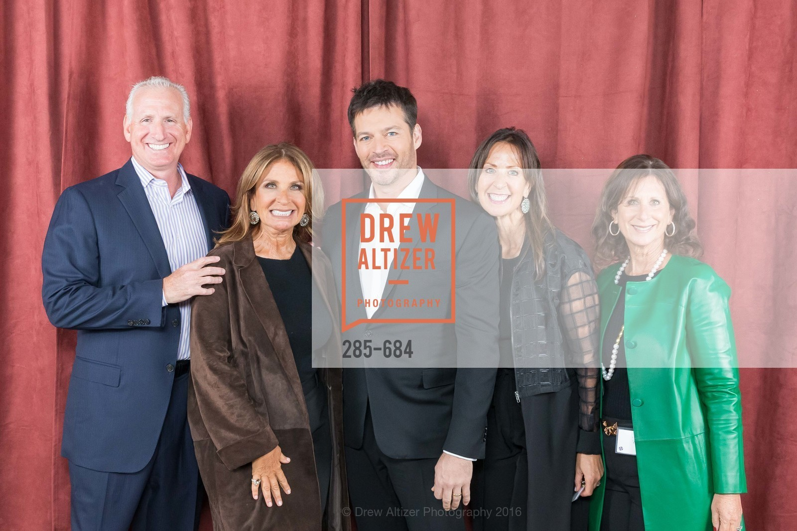 David Weil, Susie Fox, Harry Connick Jr., Jessica Weil, Jean Colen, Under One Umbrella, Sharon Heights Golf and Country Club, January 13th, 2016,Drew Altizer, Drew Altizer Photography, full-service agency, private events, San Francisco photographer, photographer california