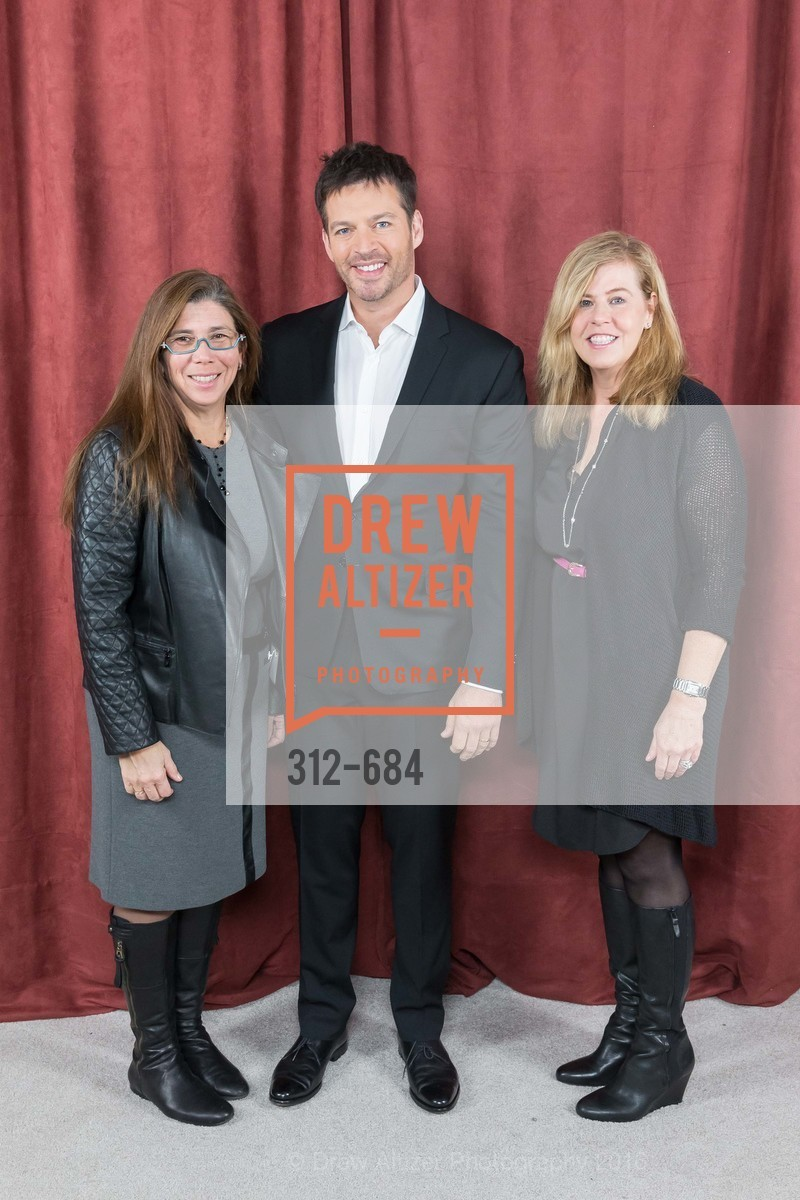 Imee Paquin, Harry Connick Jr., Nancy Tevanian, Photo #312-684