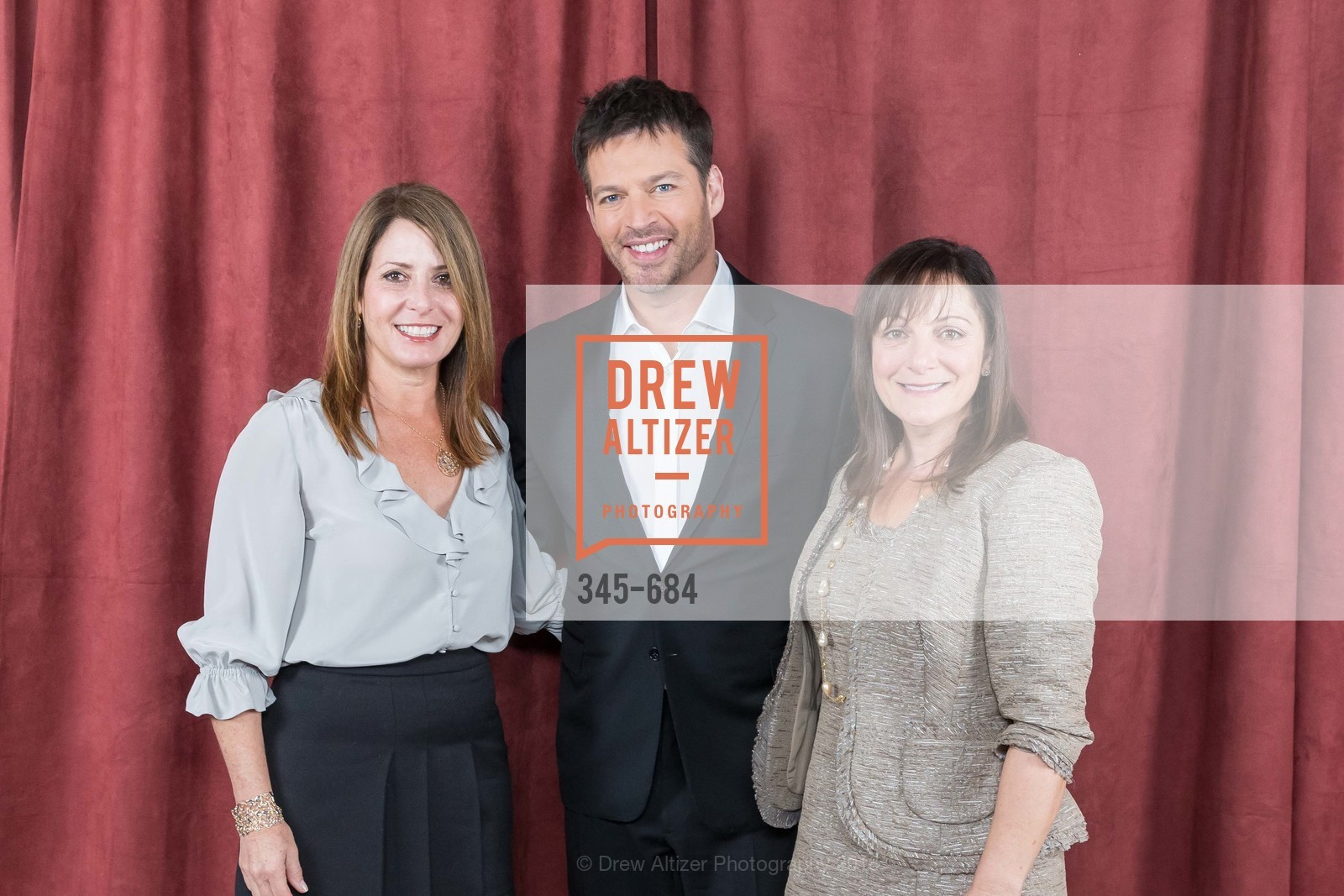 Cynthia Sewell, Harry Connick Jr., Noreen Carruthers, Under One Umbrella, Sharon Heights Golf and Country Club, January 13th, 2016,Drew Altizer, Drew Altizer Photography, full-service agency, private events, San Francisco photographer, photographer california