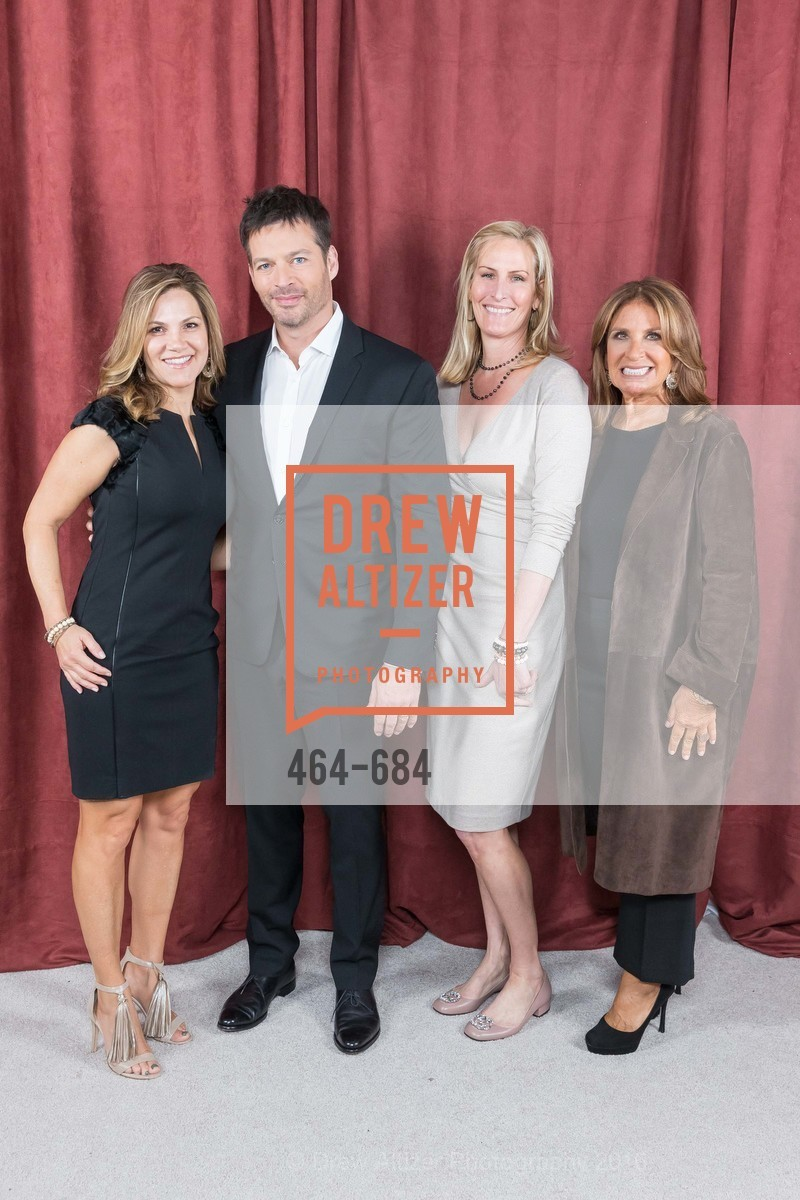 Linda MacDonald, Harry Connick Jr., Sarah Jones, Susie Fox, Under One Umbrella, Sharon Heights Golf and Country Club, January 13th, 2016,Drew Altizer, Drew Altizer Photography, full-service agency, private events, San Francisco photographer, photographer california