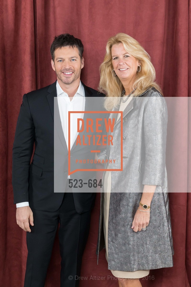 Harry Connick Jr., Mary Ann Byerwalter, Under One Umbrella, Sharon Heights Golf and Country Club, January 13th, 2016,Drew Altizer, Drew Altizer Photography, full-service agency, private events, San Francisco photographer, photographer california