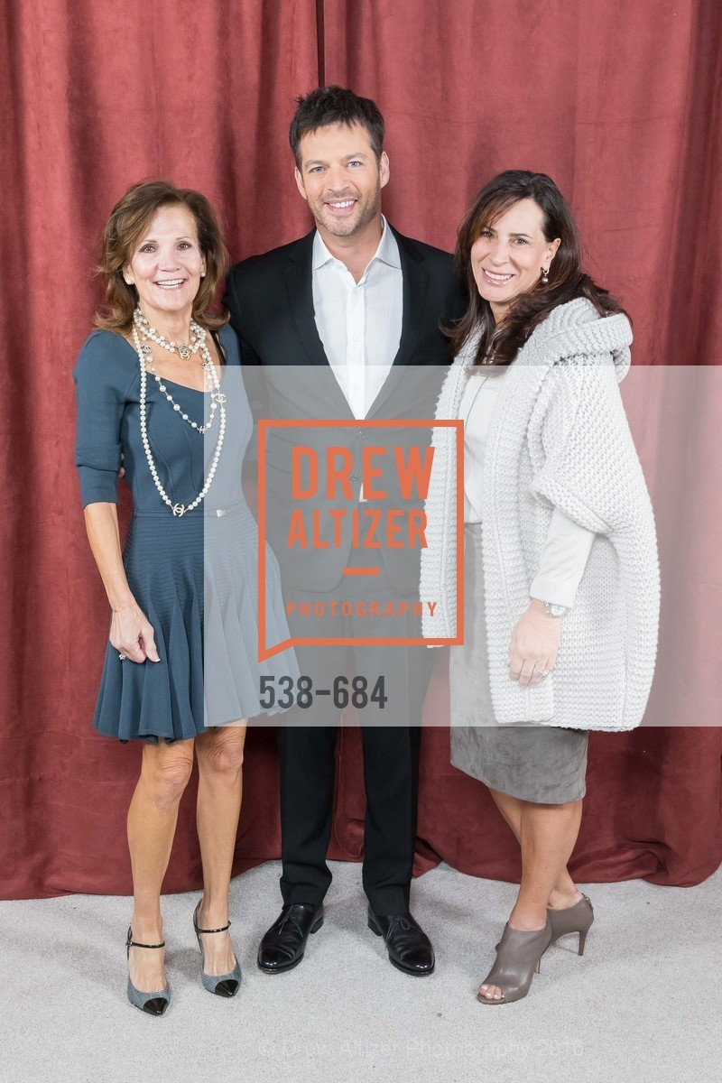 Rhonda McConnelly, Harry Connick Jr., Julie Robeson, Under One Umbrella, Sharon Heights Golf and Country Club, January 13th, 2016,Drew Altizer, Drew Altizer Photography, full-service agency, private events, San Francisco photographer, photographer california