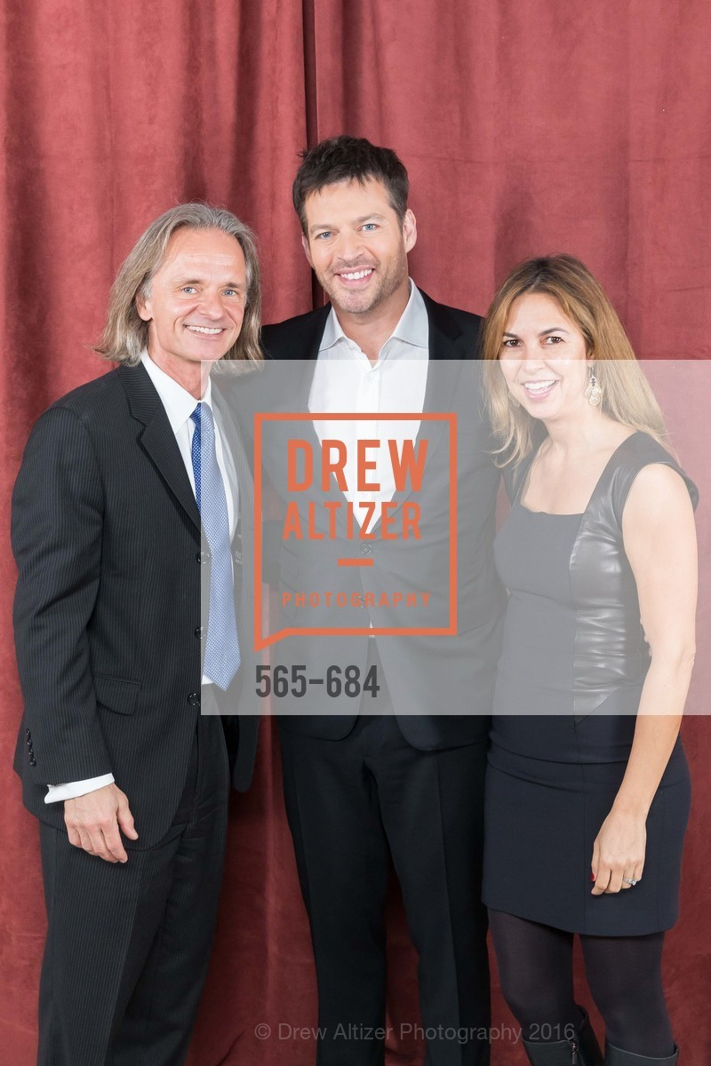 Oliver Dorigo, Harry Connick Jr., Marcela Dorigo, Under One Umbrella, Sharon Heights Golf and Country Club, January 13th, 2016,Drew Altizer, Drew Altizer Photography, full-service agency, private events, San Francisco photographer, photographer california