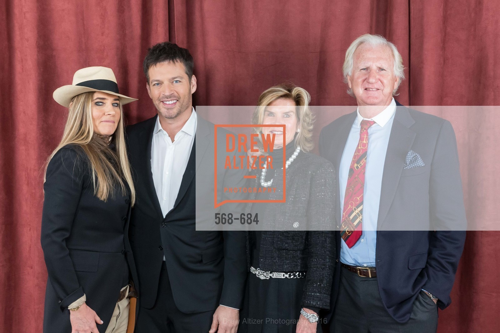 Jill Janger, Harry Connick Jr., Keri Craig-Lee, Trevor Lee, Under One Umbrella, Sharon Heights Golf and Country Club, January 13th, 2016,Drew Altizer, Drew Altizer Photography, full-service event agency, private events, San Francisco photographer, photographer California