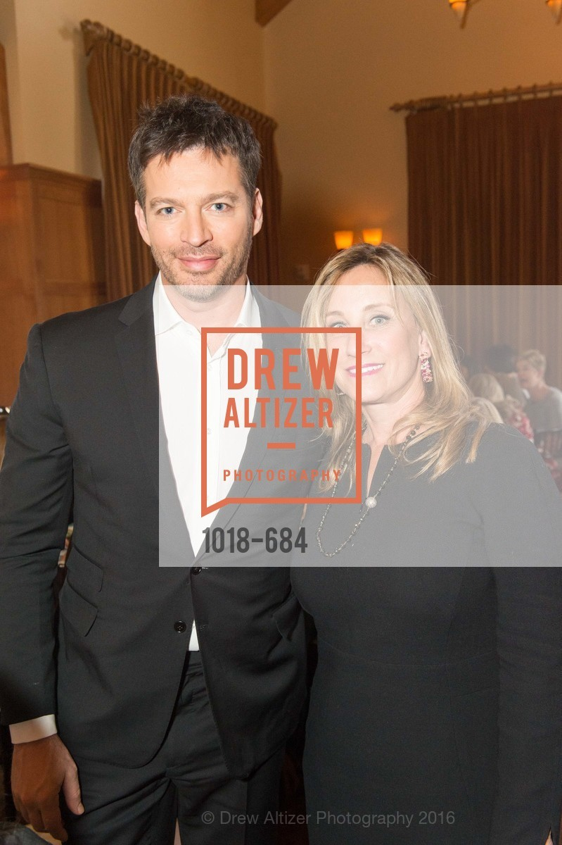 Harry Connick Jr., Dianne Taube, Under One Umbrella, Sharon Heights Golf and Country Club, January 13th, 2016