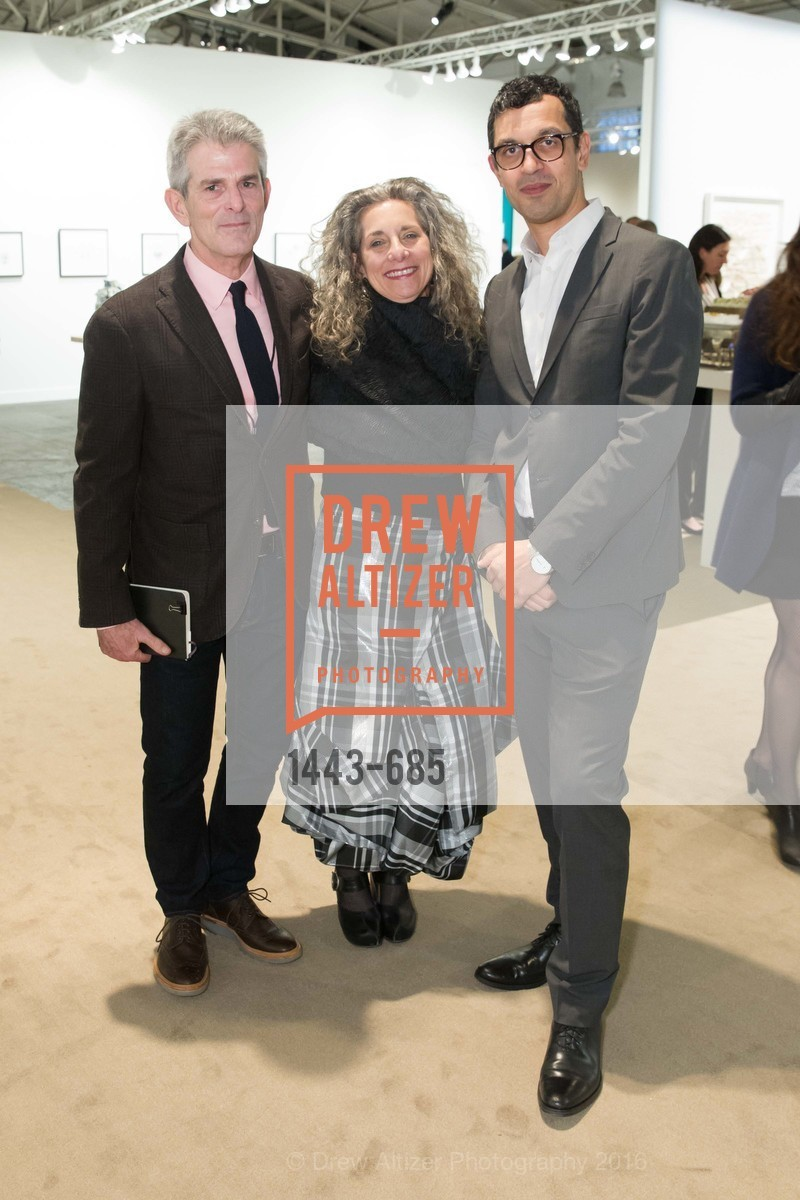 Jeffrey Fraenkel, Frish Brandt, Dominic Willsdon, FOG Design+Art Preview Gala, Fort Mason Center Festival Pavilion, January 13th, 2016,Drew Altizer, Drew Altizer Photography, full-service agency, private events, San Francisco photographer, photographer california