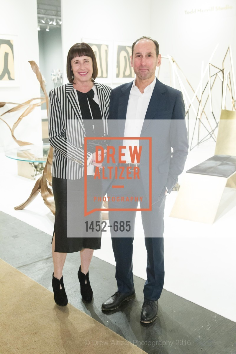 Carla Emil, Rich Silverstein, FOG Design+Art Preview Gala, Fort Mason Center Festival Pavilion, January 13th, 2016,Drew Altizer, Drew Altizer Photography, full-service agency, private events, San Francisco photographer, photographer california