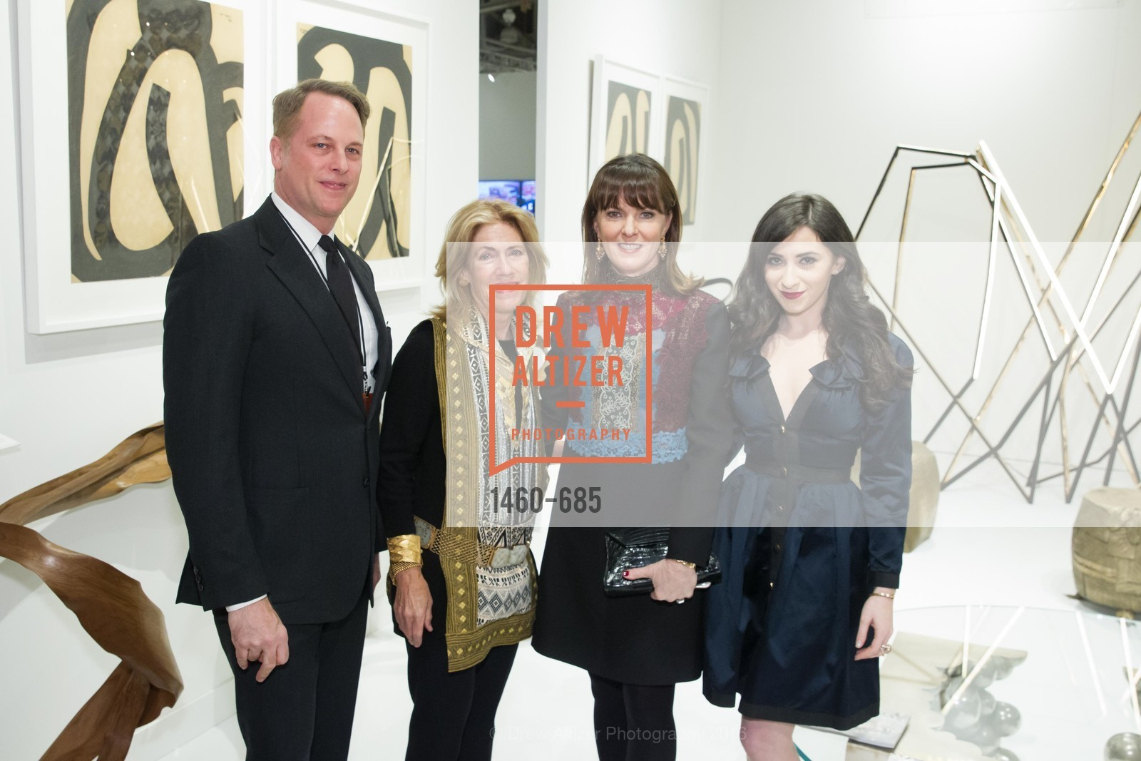 Todd Merrill, Cathy Topham, Allison Speer, Anya Firestone, FOG Design+Art Preview Gala, Fort Mason Center Festival Pavilion, January 13th, 2016,Drew Altizer, Drew Altizer Photography, full-service agency, private events, San Francisco photographer, photographer california