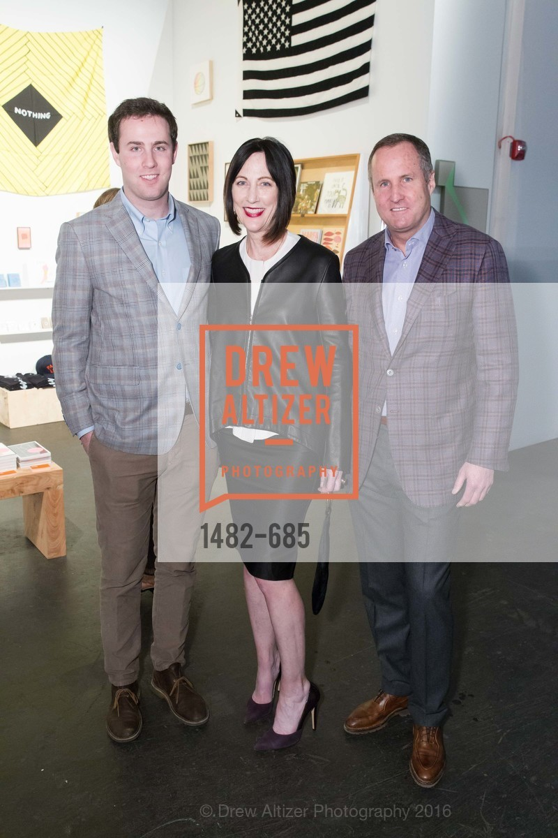 John Meany, Michele Meany, Chris Meany, FOG Design+Art Preview Gala, Fort Mason Center Festival Pavilion, January 13th, 2016,Drew Altizer, Drew Altizer Photography, full-service agency, private events, San Francisco photographer, photographer california