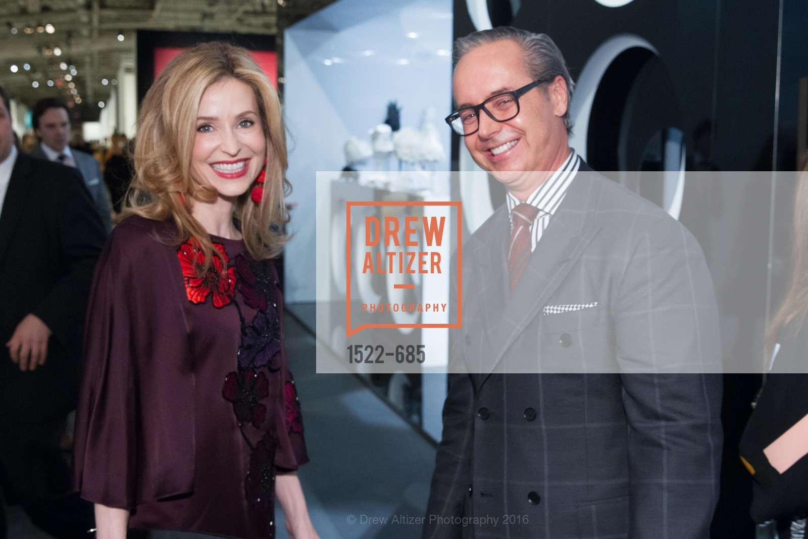 Kate Harbin Clammer, Douglas Durkin, FOG Design+Art Preview Gala, Fort Mason Center Festival Pavilion, January 13th, 2016,Drew Altizer, Drew Altizer Photography, full-service agency, private events, San Francisco photographer, photographer california