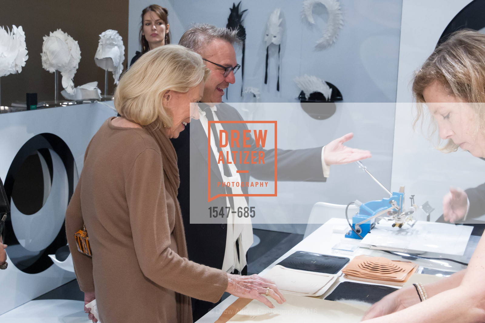 Charlotte Shultz, FOG Design+Art Preview Gala, Fort Mason Center Festival Pavilion, January 13th, 2016,Drew Altizer, Drew Altizer Photography, full-service agency, private events, San Francisco photographer, photographer california