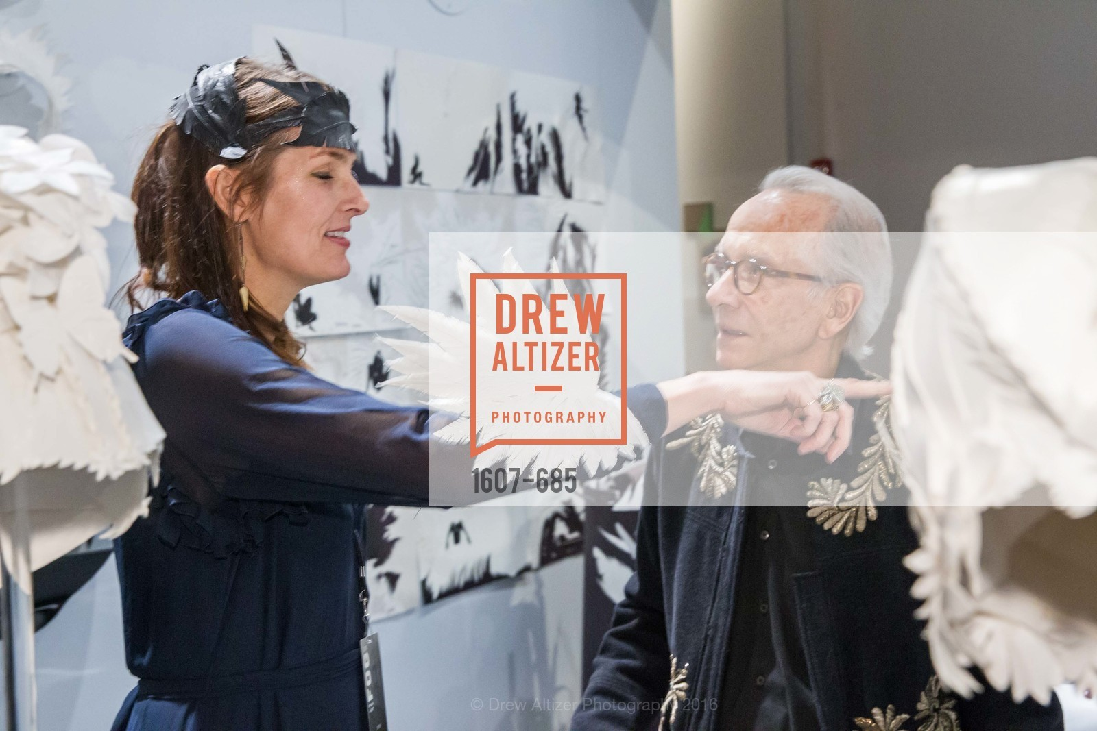 Amy Flurry, Norman Stone, FOG Design+Art Preview Gala, Fort Mason Center Festival Pavilion, January 13th, 2016,Drew Altizer, Drew Altizer Photography, full-service agency, private events, San Francisco photographer, photographer california