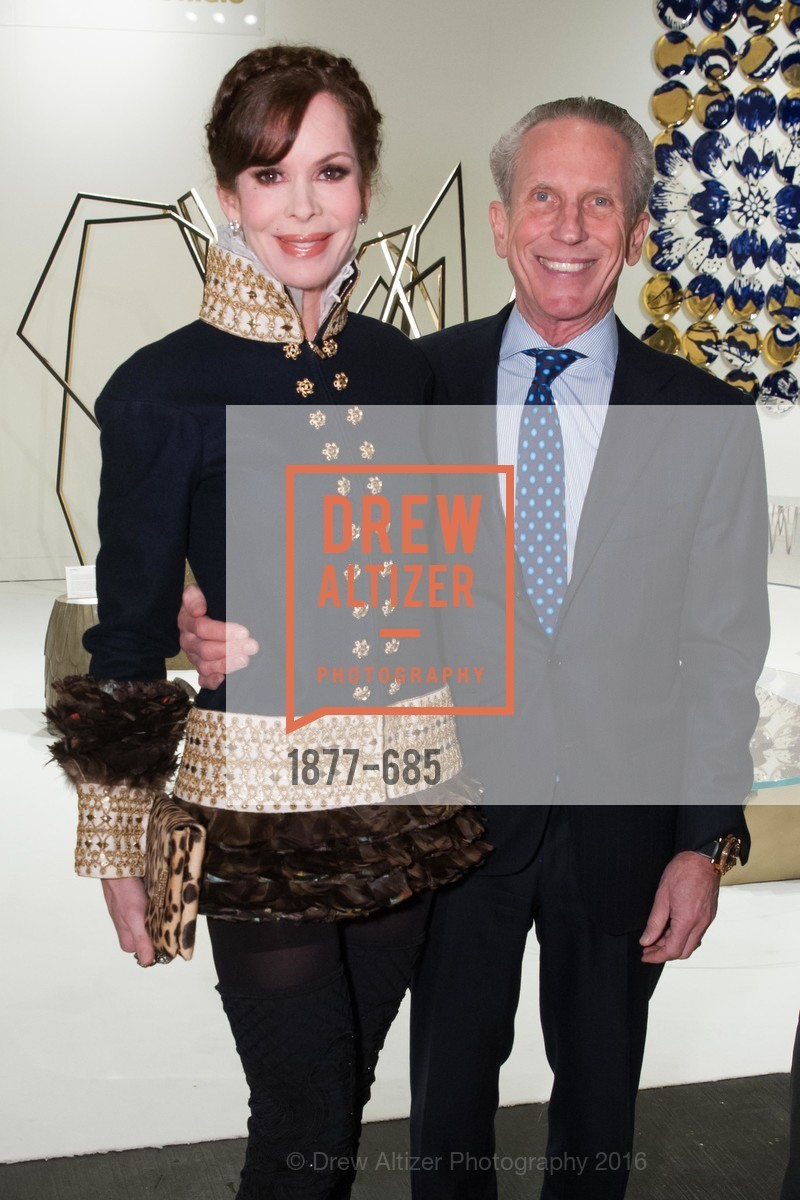 Stephanie Marver, Jim Marver, FOG Design+Art Preview Gala, Fort Mason Center Festival Pavilion, January 13th, 2016,Drew Altizer, Drew Altizer Photography, full-service agency, private events, San Francisco photographer, photographer california