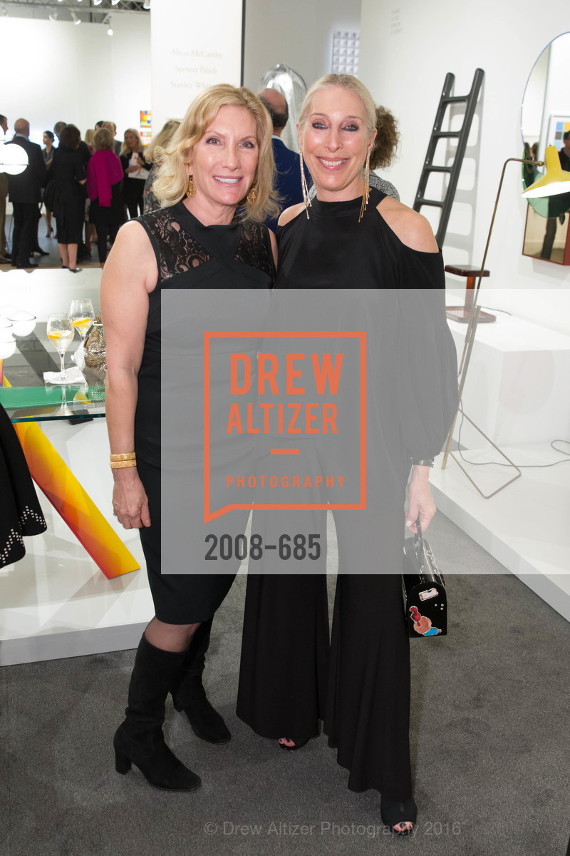 Karen Leder, Betsy Linder, FOG Design+Art Preview Gala, Fort Mason Center Festival Pavilion, January 13th, 2016,Drew Altizer, Drew Altizer Photography, full-service agency, private events, San Francisco photographer, photographer california