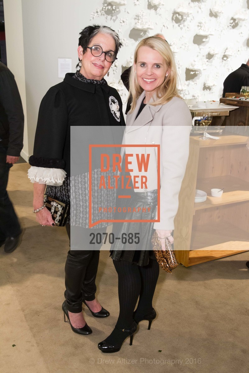 Karen Kubin, Jane Mudge, FOG Design+Art Preview Gala, Fort Mason Center Festival Pavilion, January 13th, 2016,Drew Altizer, Drew Altizer Photography, full-service agency, private events, San Francisco photographer, photographer california