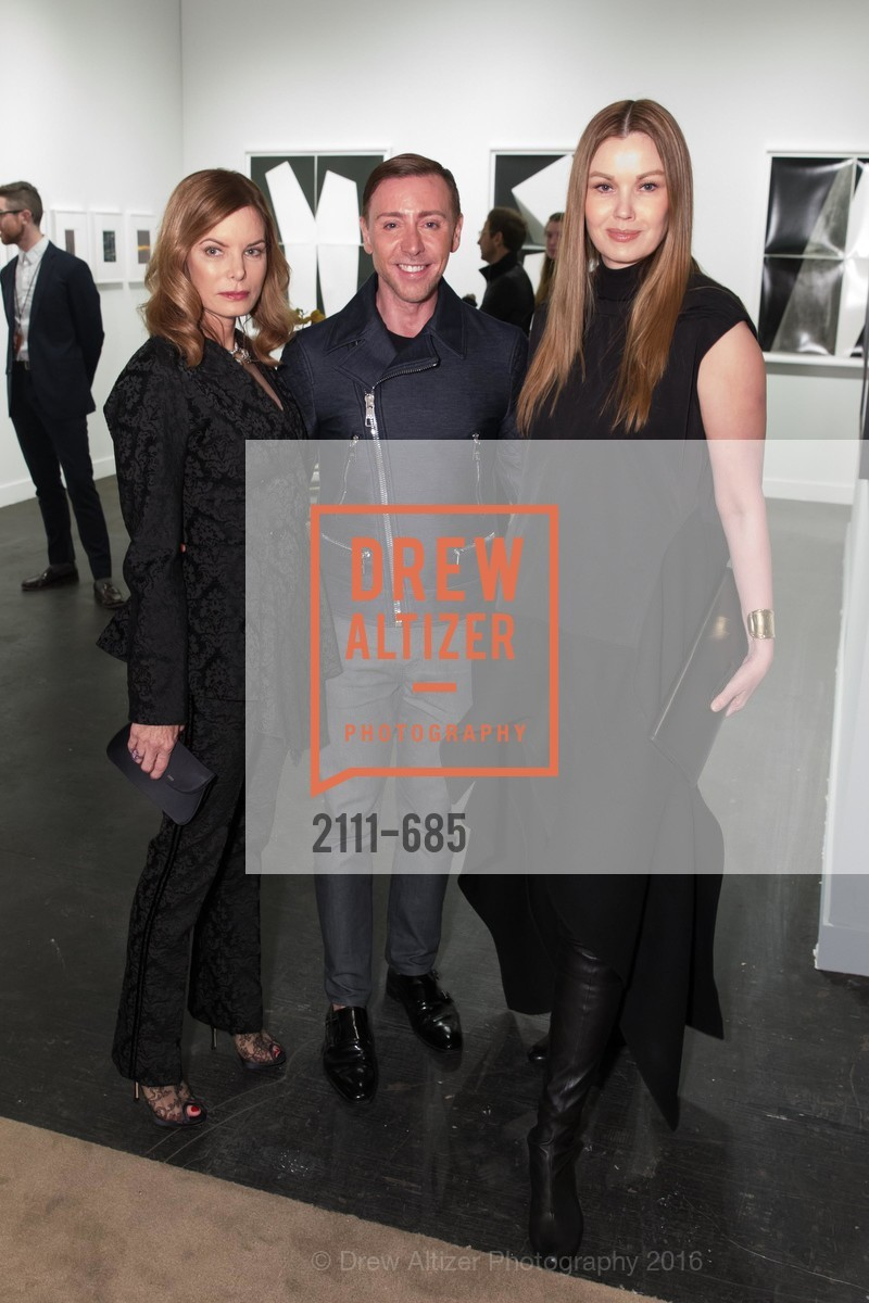 Suzy Kellems Dominik, Mark Rhoades, Tatiana Sorokko, FOG Design+Art Preview Gala, Fort Mason Center Festival Pavilion, January 13th, 2016,Drew Altizer, Drew Altizer Photography, full-service agency, private events, San Francisco photographer, photographer california