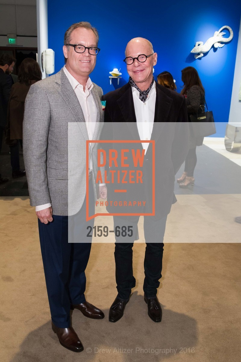 Robert Hayden, Rick Silver, FOG Design+Art Preview Gala, Fort Mason Center Festival Pavilion, January 13th, 2016,Drew Altizer, Drew Altizer Photography, full-service agency, private events, San Francisco photographer, photographer california