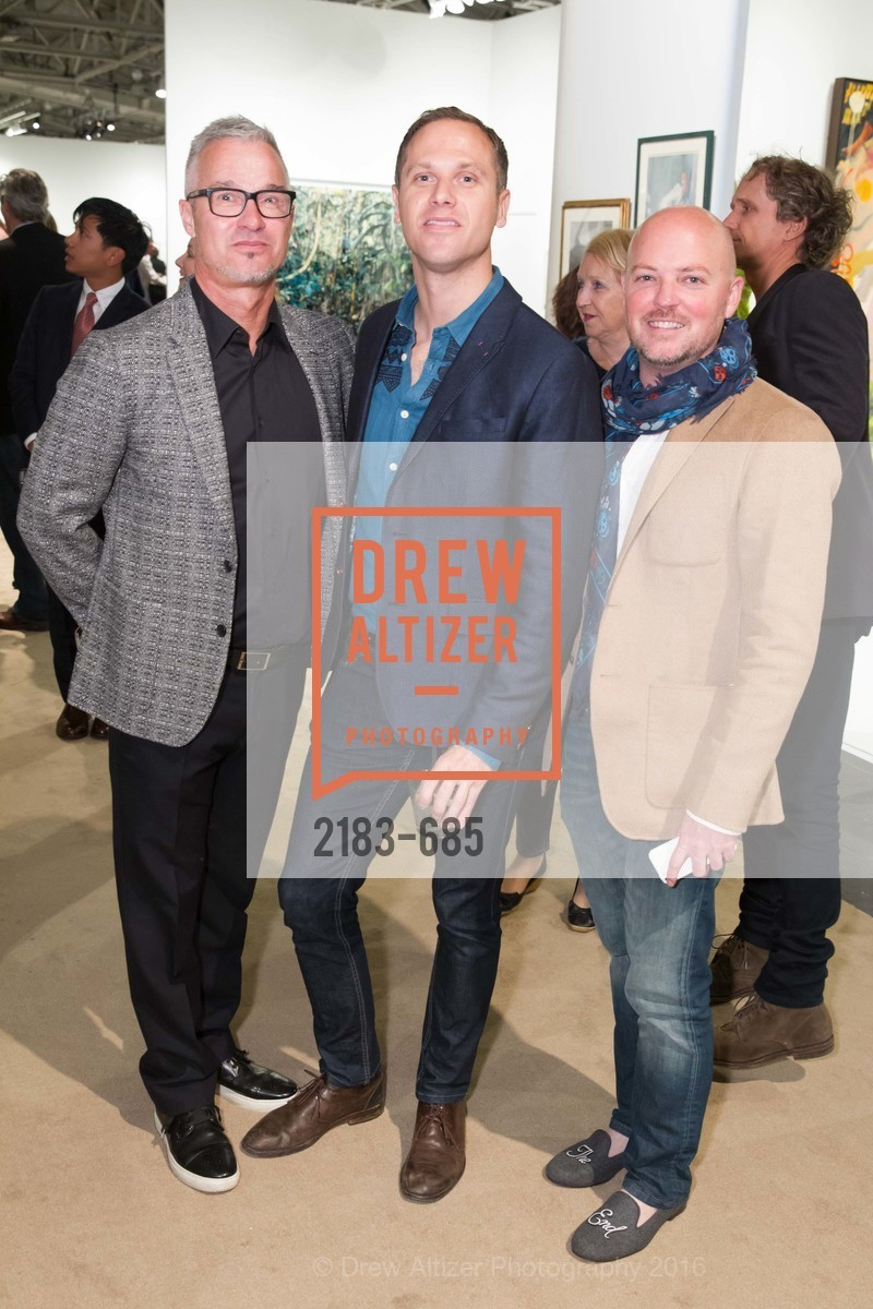 Wilhelm Racke, David Lasker, David Nash, FOG Design+Art Preview Gala, Fort Mason Center Festival Pavilion, January 13th, 2016,Drew Altizer, Drew Altizer Photography, full-service agency, private events, San Francisco photographer, photographer california