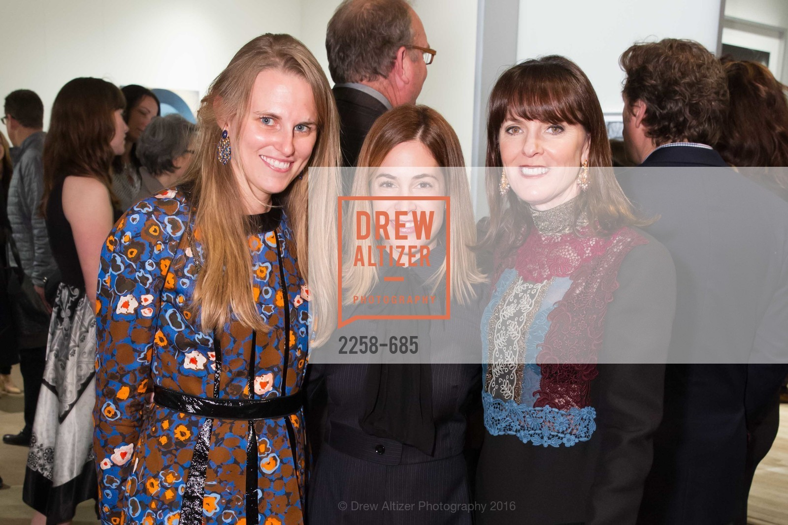 Anna Asseily, Alison Pincus, Allison Speer, FOG Design+Art Preview Gala, Fort Mason Center Festival Pavilion, January 13th, 2016,Drew Altizer, Drew Altizer Photography, full-service event agency, private events, San Francisco photographer, photographer California