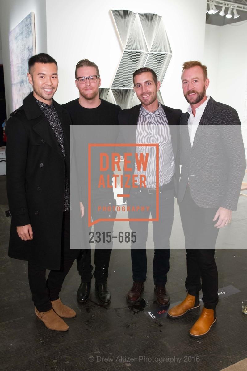 Lance Lin, Jared Levan, Michael Gonzalvez, Michael Purdy, Photo #2315-685