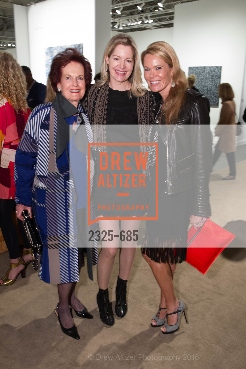 Helen Hilton Raiser, Victoria Raiser, Stephanie Tuttle, FOG Design+Art Preview Gala, Fort Mason Center Festival Pavilion, January 13th, 2016,Drew Altizer, Drew Altizer Photography, full-service agency, private events, San Francisco photographer, photographer california