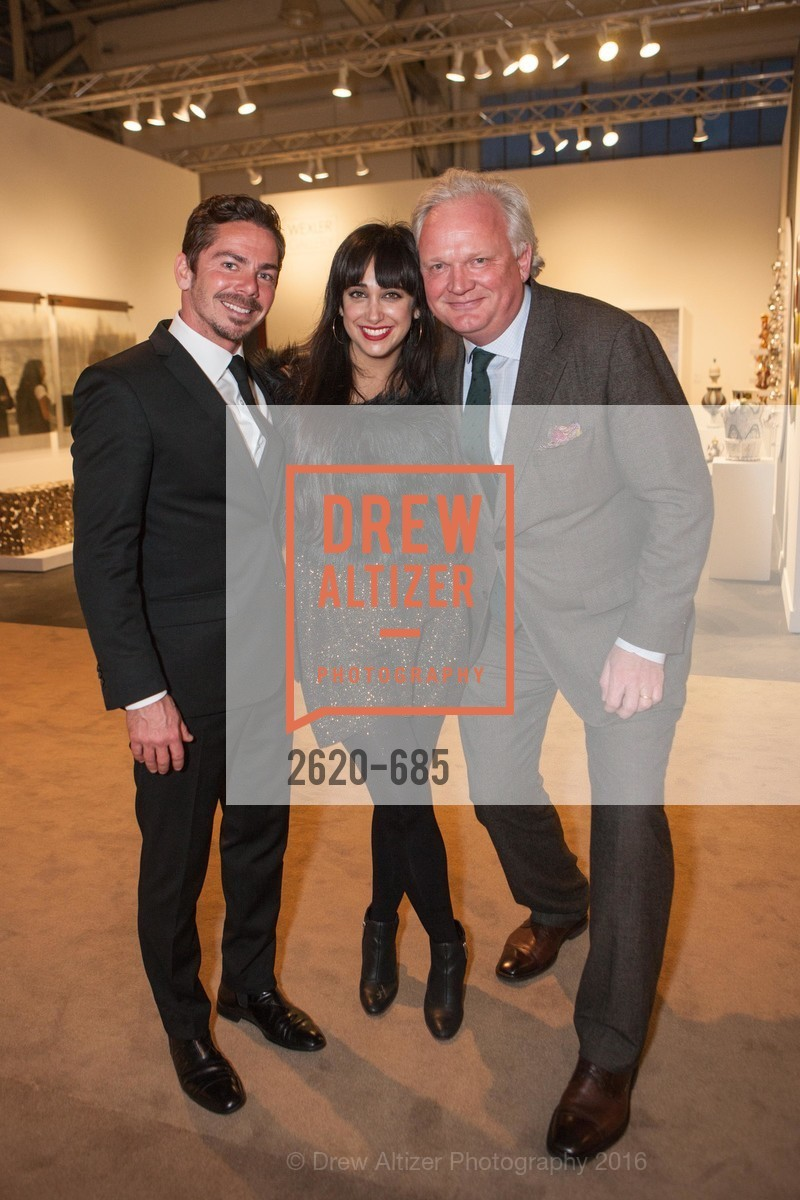 Ben Trotzer, Cimi Ahluwalia, Lucas Schoemaker, FOG Design+Art Preview Gala, Fort Mason Center Festival Pavilion, January 13th, 2016,Drew Altizer, Drew Altizer Photography, full-service agency, private events, San Francisco photographer, photographer california