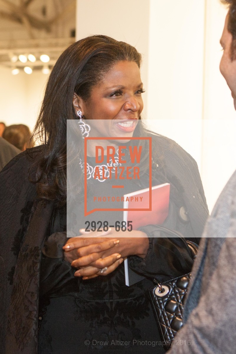 Pamela Joyner, FOG Design+Art Preview Gala, Fort Mason Center Festival Pavilion, January 13th, 2016,Drew Altizer, Drew Altizer Photography, full-service agency, private events, San Francisco photographer, photographer california