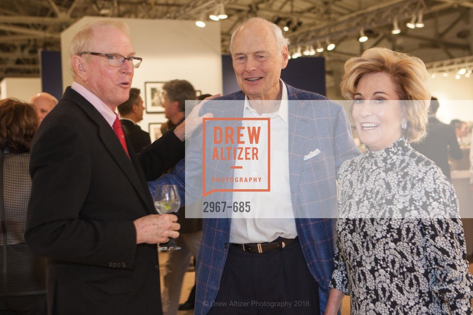 Preston Butcher, Carolyn Butcher, FOG Design+Art Preview Gala, Fort Mason Center Festival Pavilion, January 13th, 2016,Drew Altizer, Drew Altizer Photography, full-service agency, private events, San Francisco photographer, photographer california