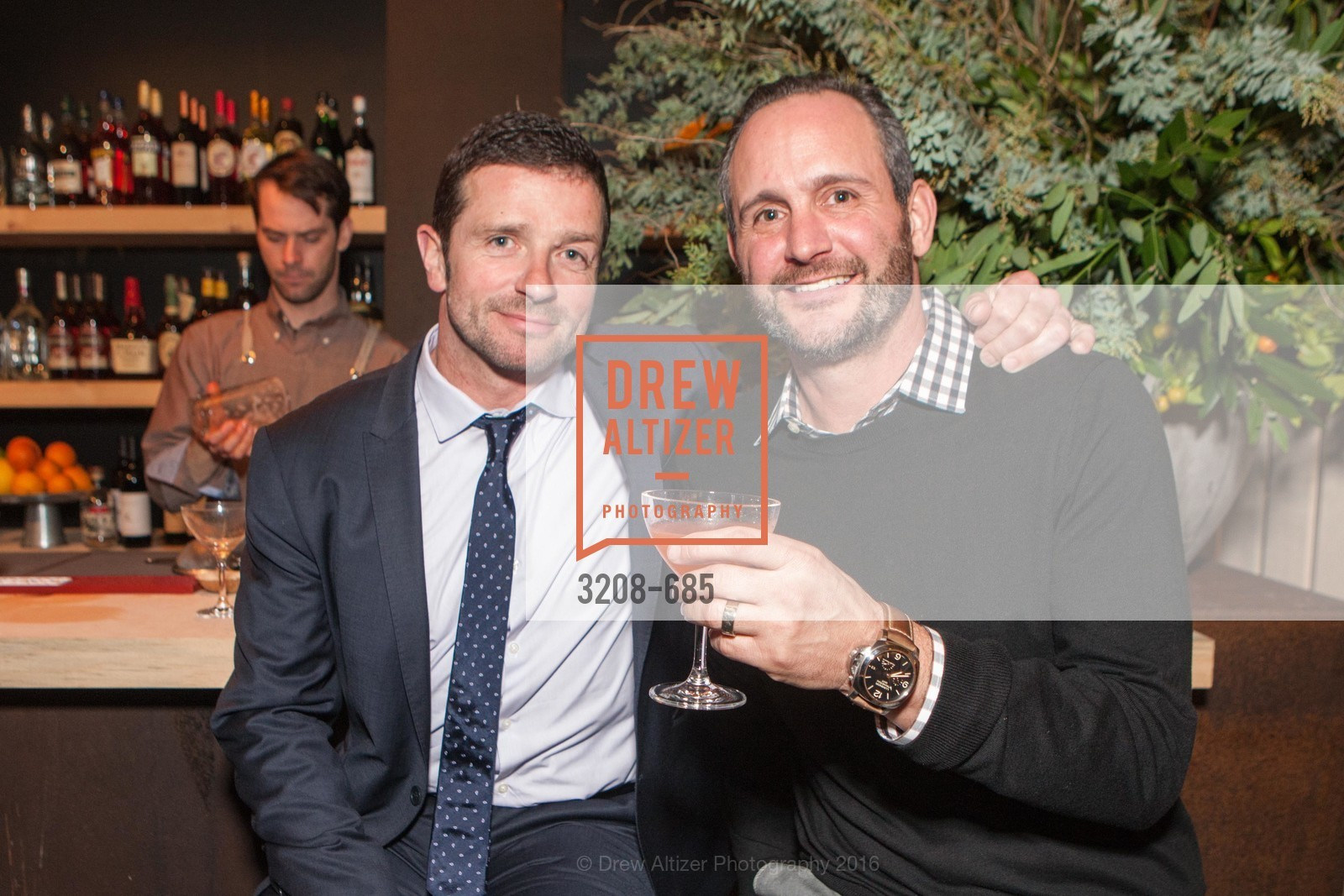 Tony Kelly, Brian Gianinno, FOG Design+Art Preview Gala, Fort Mason Center Festival Pavilion, January 13th, 2016,Drew Altizer, Drew Altizer Photography, full-service event agency, private events, San Francisco photographer, photographer California