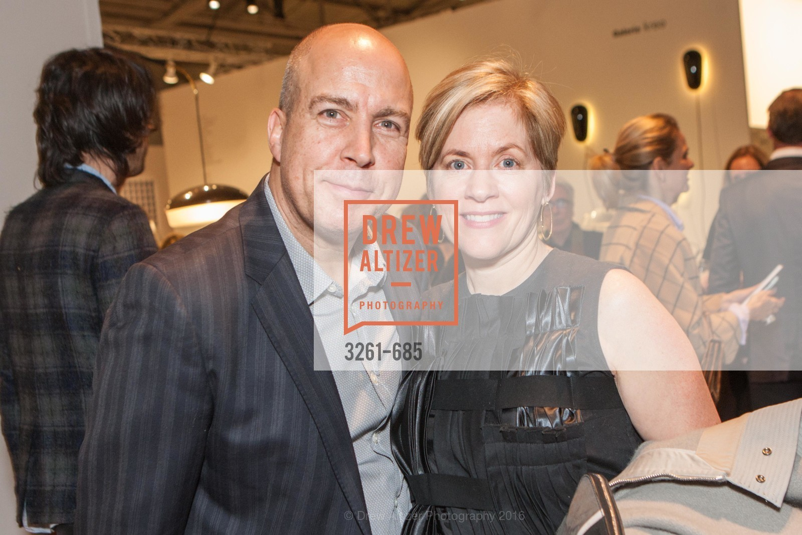 Adam Blackman, Kate Blackman, FOG Design+Art Preview Gala, Fort Mason Center Festival Pavilion, January 13th, 2016,Drew Altizer, Drew Altizer Photography, full-service agency, private events, San Francisco photographer, photographer california