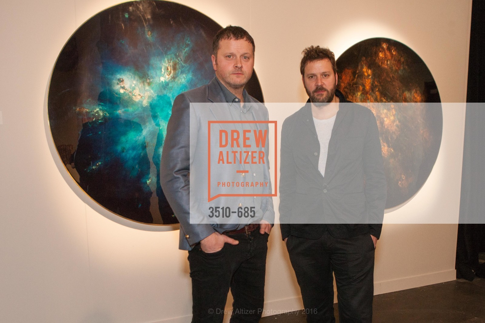 Richard Abell, Ian Abell, FOG Design+Art Preview Gala, Fort Mason Center Festival Pavilion, January 13th, 2016,Drew Altizer, Drew Altizer Photography, full-service agency, private events, San Francisco photographer, photographer california