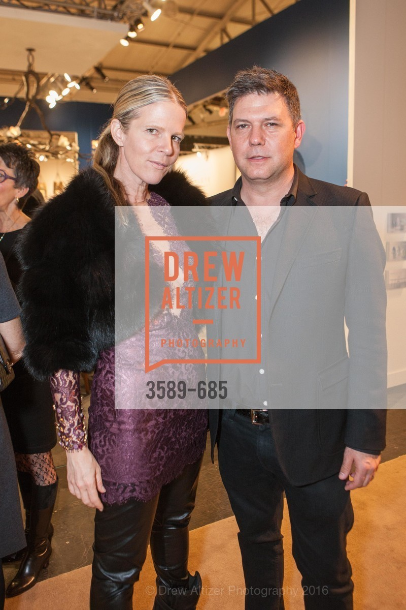 Yvonne Villareal, Leo Villareal, FOG Design+Art Preview Gala, Fort Mason Center Festival Pavilion, January 13th, 2016,Drew Altizer, Drew Altizer Photography, full-service event agency, private events, San Francisco photographer, photographer California