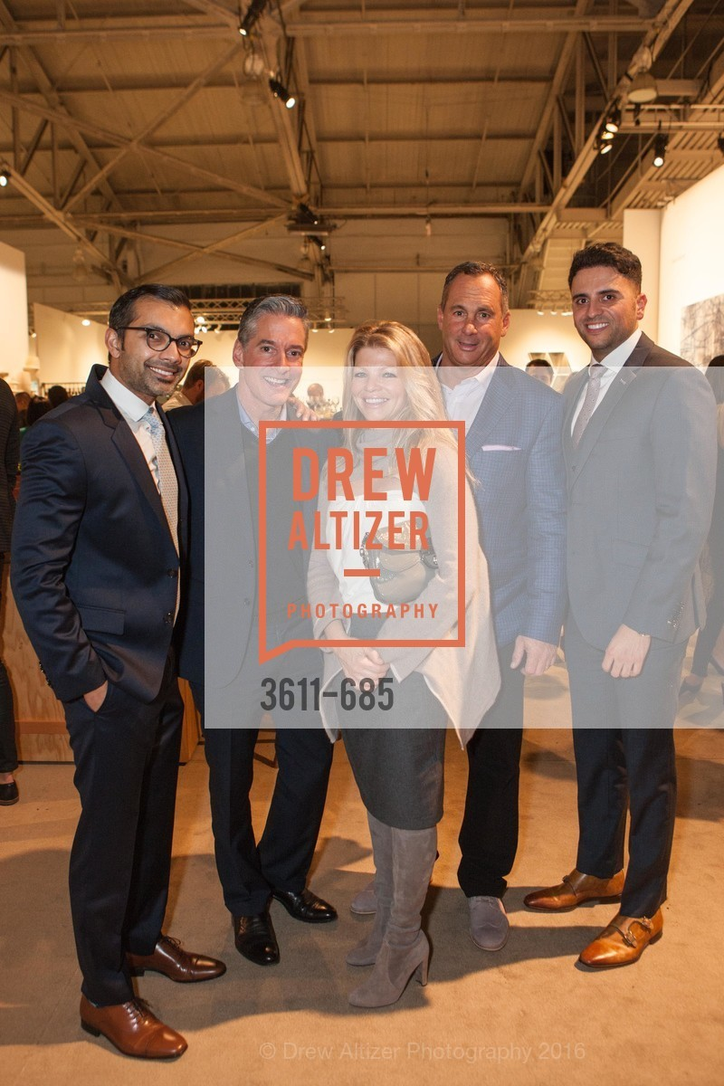Anne Marie Alexander, Barin Gosein, David Diaz, Mark Mantione, Matt Wathen, FOG Design+Art Preview Gala, Fort Mason Center Festival Pavilion, January 13th, 2016,Drew Altizer, Drew Altizer Photography, full-service agency, private events, San Francisco photographer, photographer california