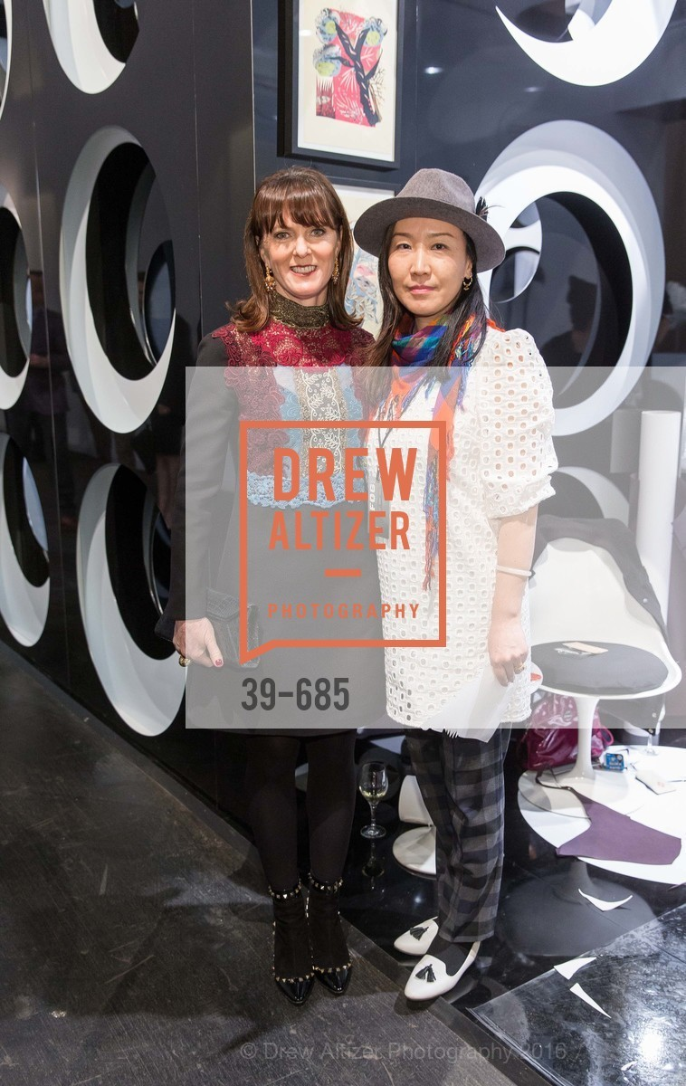 Allison Speer, Xin Song, FOG Design+Art Preview Gala, Fort Mason Center Festival Pavilion, January 13th, 2016,Drew Altizer, Drew Altizer Photography, full-service agency, private events, San Francisco photographer, photographer california