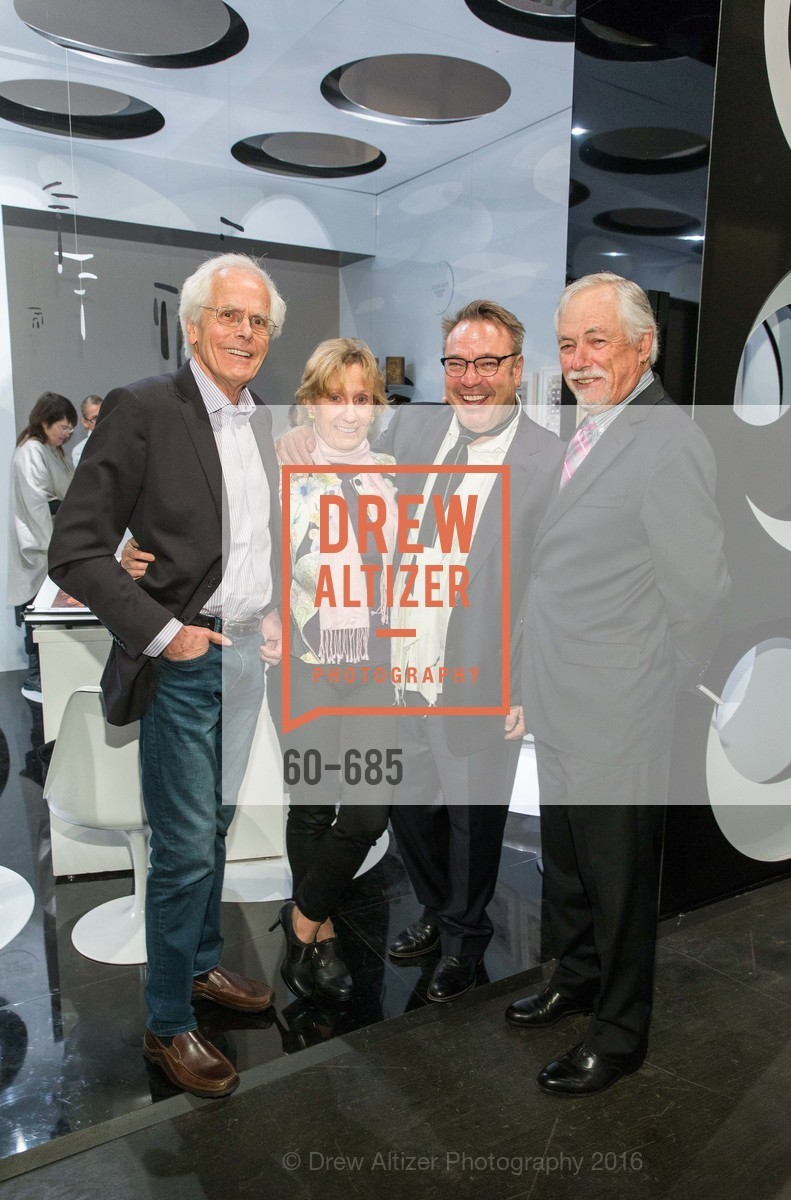 Joachim Bechtle, Nancy Bechtle, Stanlee Gatti, Mark Buell, FOG Design+Art Preview Gala, Fort Mason Center Festival Pavilion, January 13th, 2016,Drew Altizer, Drew Altizer Photography, full-service agency, private events, San Francisco photographer, photographer california
