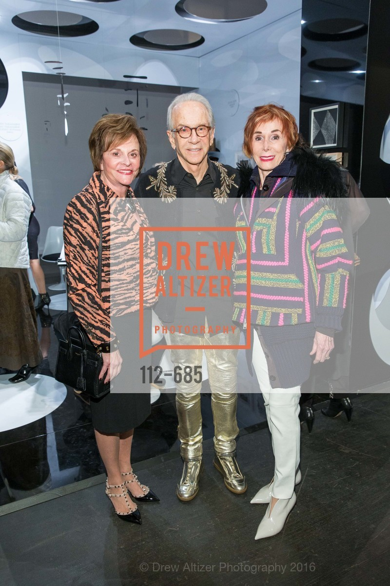 Mary Zlot, Norman Stone, Norah Stone, FOG Design+Art Preview Gala, Fort Mason Center Festival Pavilion, January 13th, 2016,Drew Altizer, Drew Altizer Photography, full-service agency, private events, San Francisco photographer, photographer california