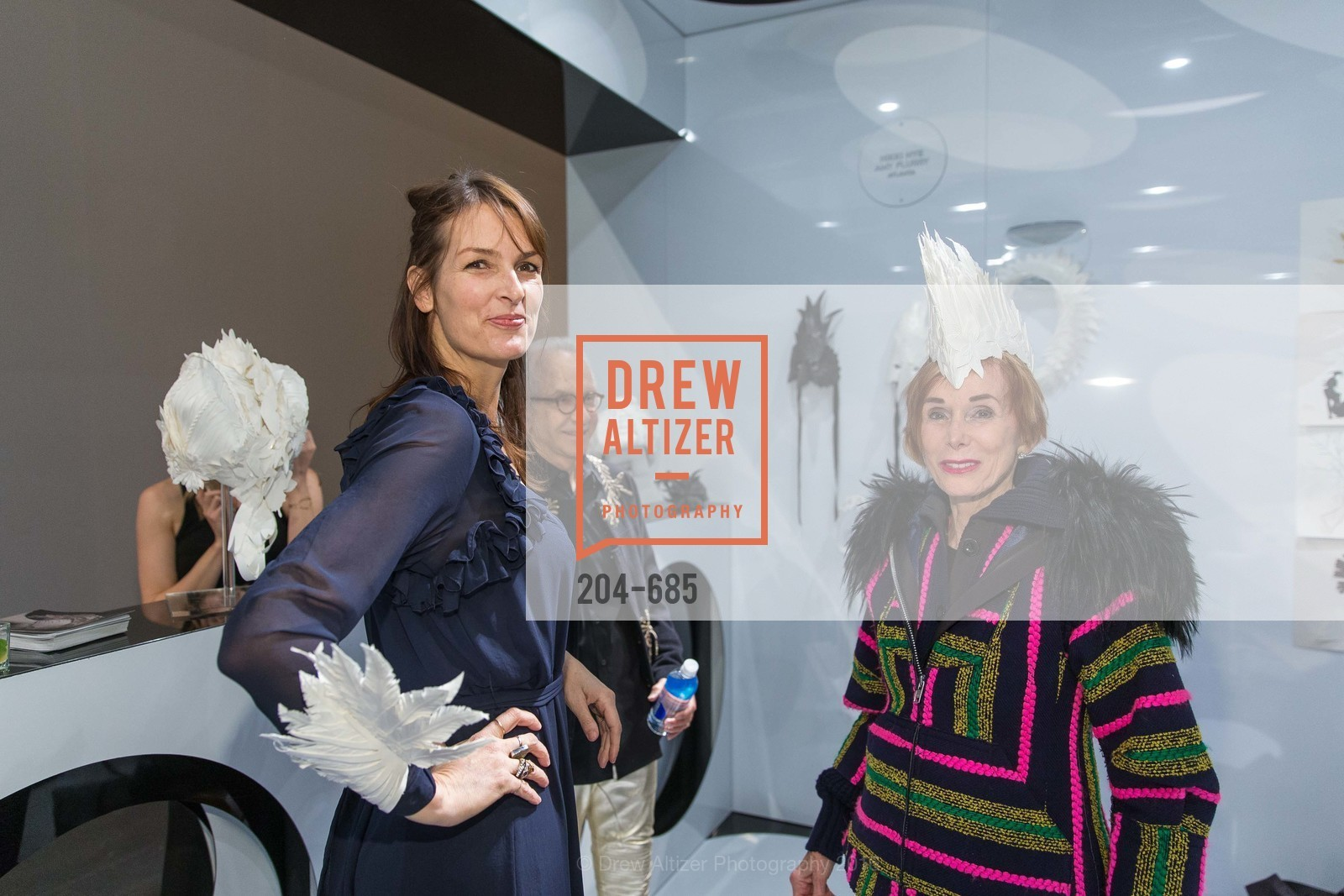 Amy Flurry, Norah Stone, FOG Design+Art Preview Gala, Fort Mason Center Festival Pavilion, January 13th, 2016,Drew Altizer, Drew Altizer Photography, full-service agency, private events, San Francisco photographer, photographer california
