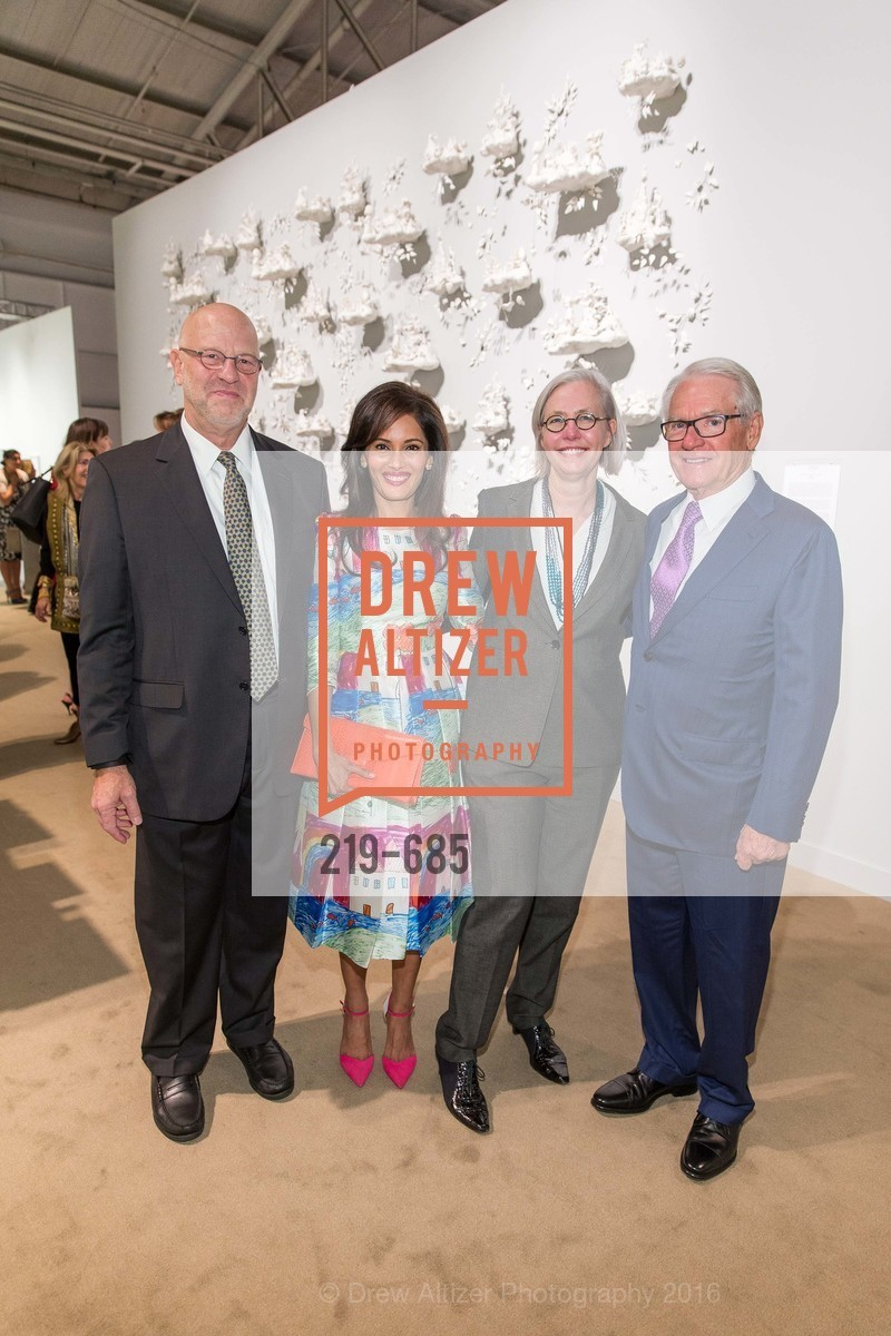 Komal Shah, Nan Keeton, Chuck Schwab, FOG Design+Art Preview Gala, Fort Mason Center Festival Pavilion, January 13th, 2016,Drew Altizer, Drew Altizer Photography, full-service agency, private events, San Francisco photographer, photographer california