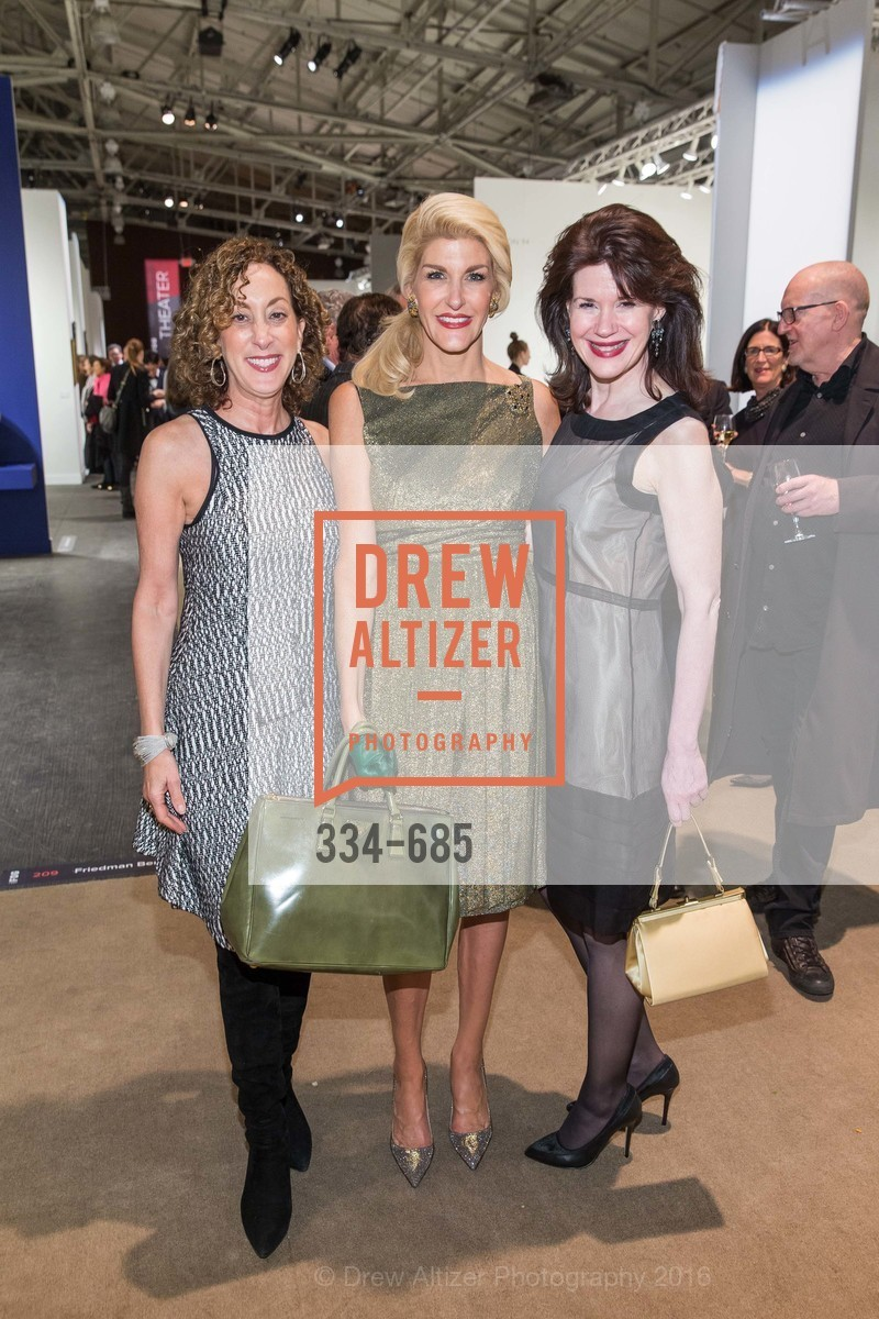 Susan Snyder, Karen Caldwell, Elaine Mellis, FOG Design+Art Preview Gala, Fort Mason Center Festival Pavilion, January 13th, 2016,Drew Altizer, Drew Altizer Photography, full-service agency, private events, San Francisco photographer, photographer california