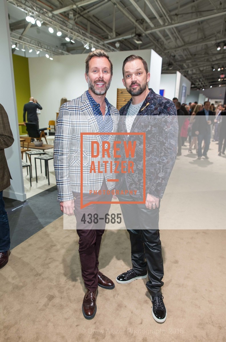 Brian Anderson, Daryl Ferrett, FOG Design+Art Preview Gala, Fort Mason Center Festival Pavilion, January 13th, 2016,Drew Altizer, Drew Altizer Photography, full-service agency, private events, San Francisco photographer, photographer california
