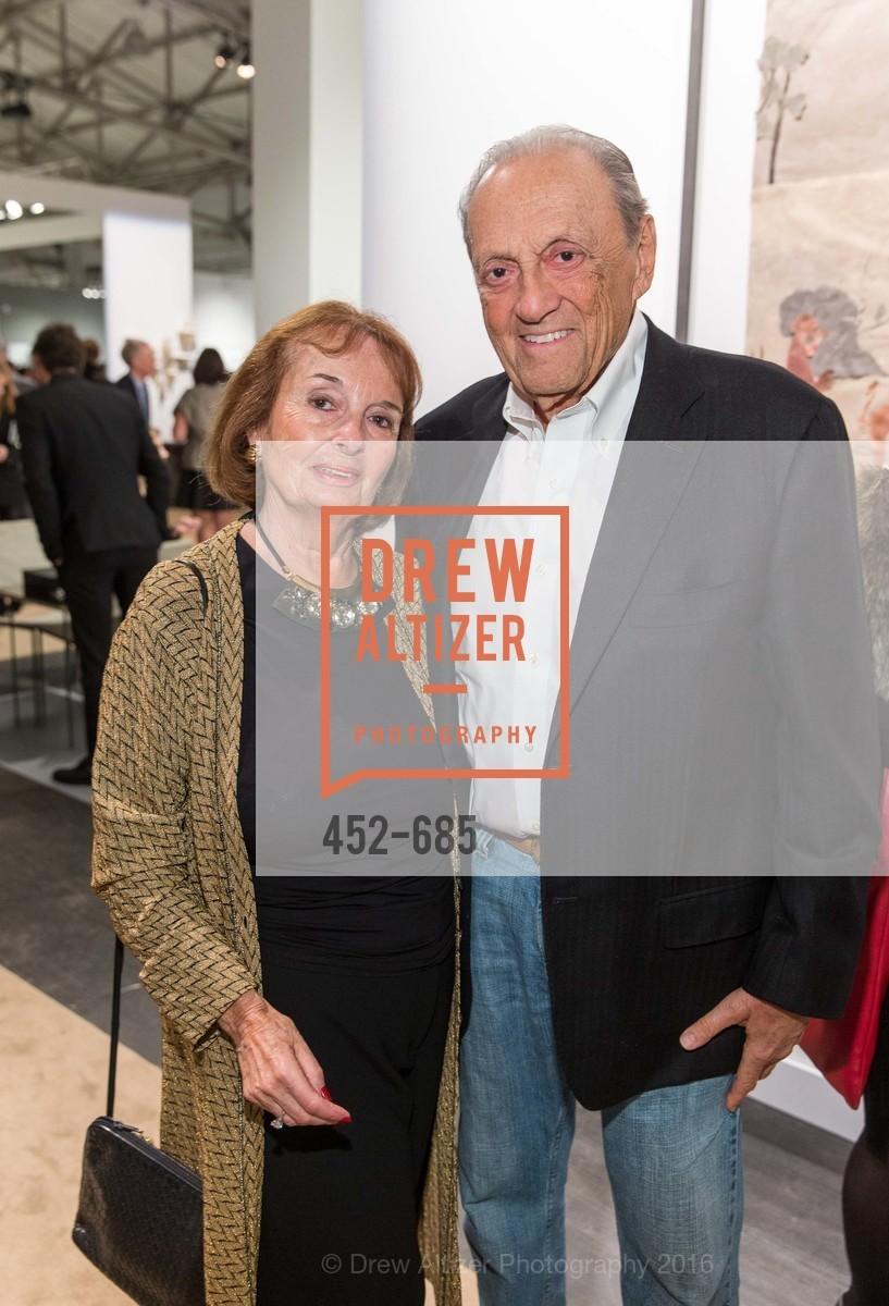 Anita Wornick, Ron Wornick, Photo #452-685