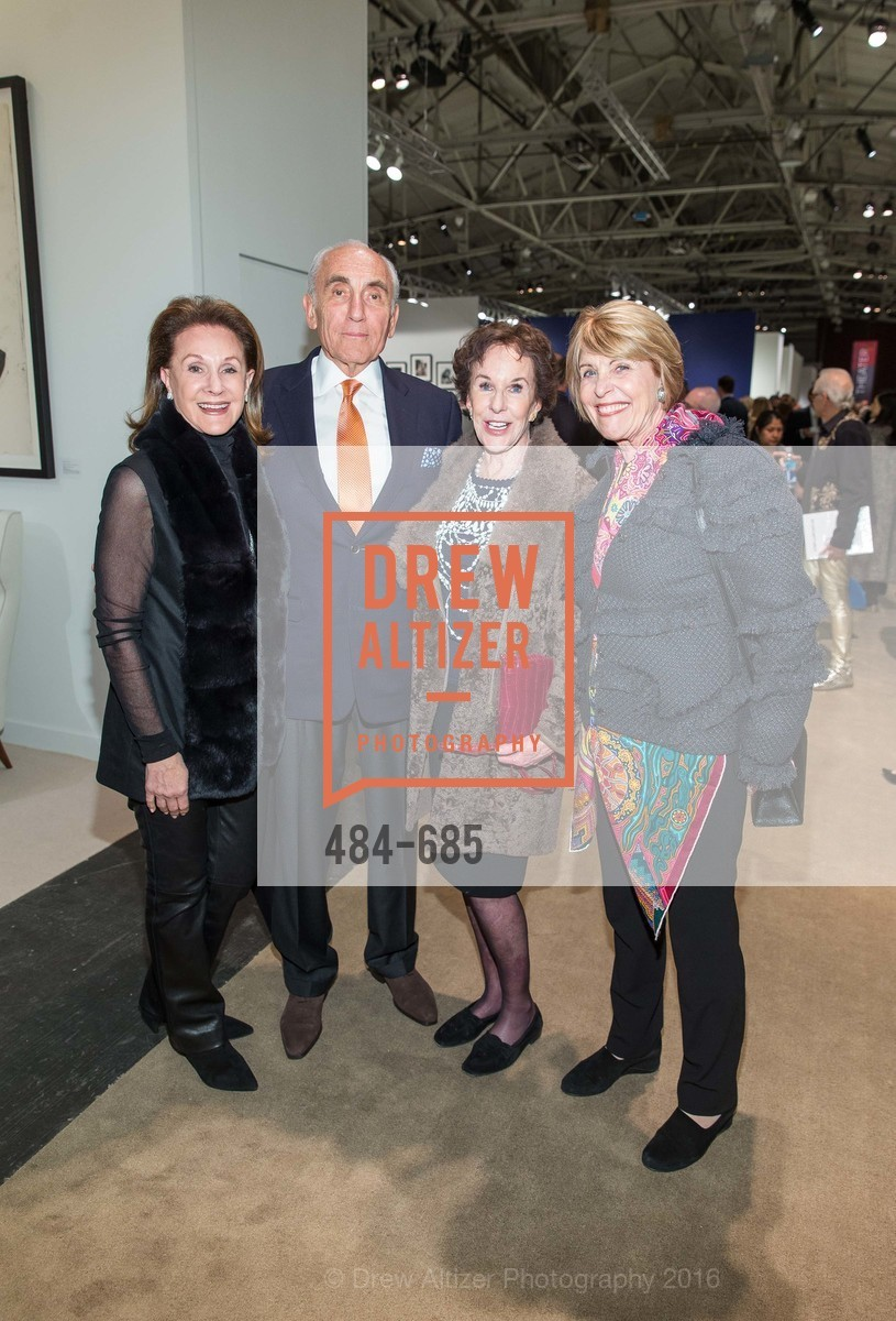 Lucie Weissman, Jerry Weissman, Joan Corrigan, Dagmar Dolby, FOG Design+Art Preview Gala, Fort Mason Center Festival Pavilion, January 13th, 2016,Drew Altizer, Drew Altizer Photography, full-service agency, private events, San Francisco photographer, photographer california