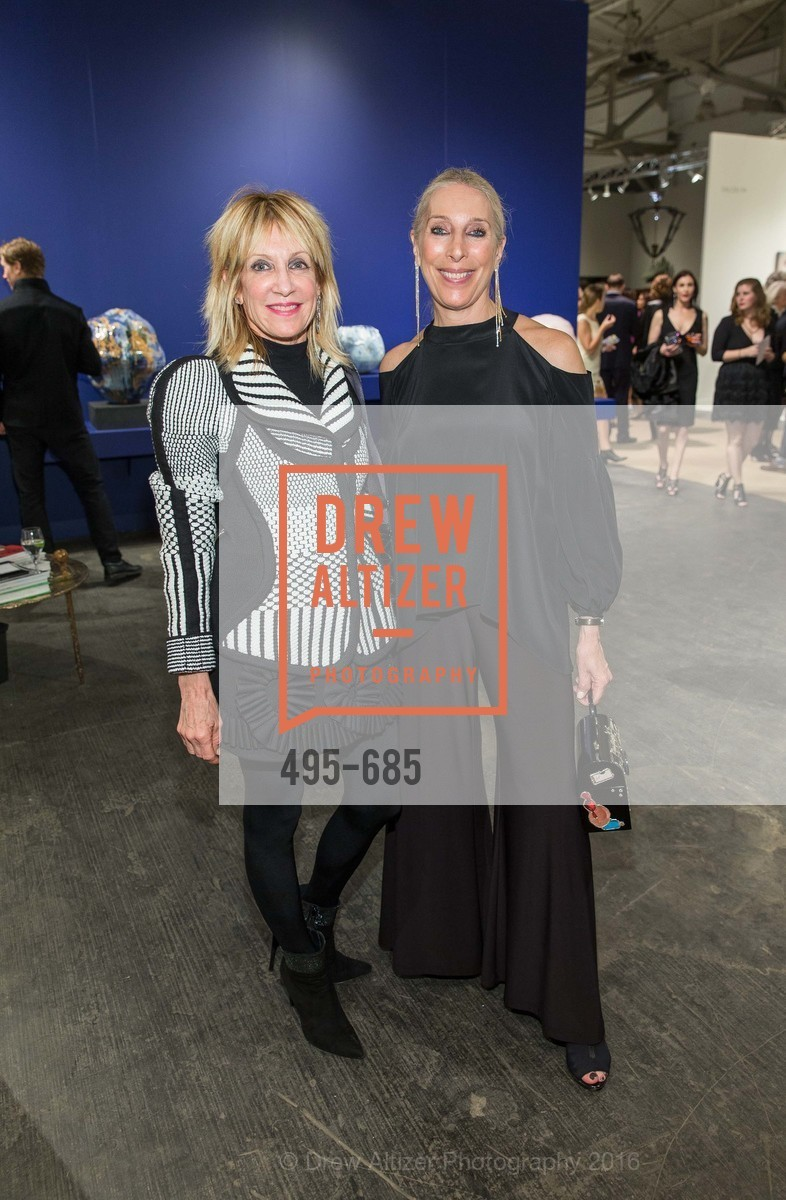 Sandy Mandel, Betsy Linder, FOG Design+Art Preview Gala, Fort Mason Center Festival Pavilion, January 13th, 2016,Drew Altizer, Drew Altizer Photography, full-service agency, private events, San Francisco photographer, photographer california