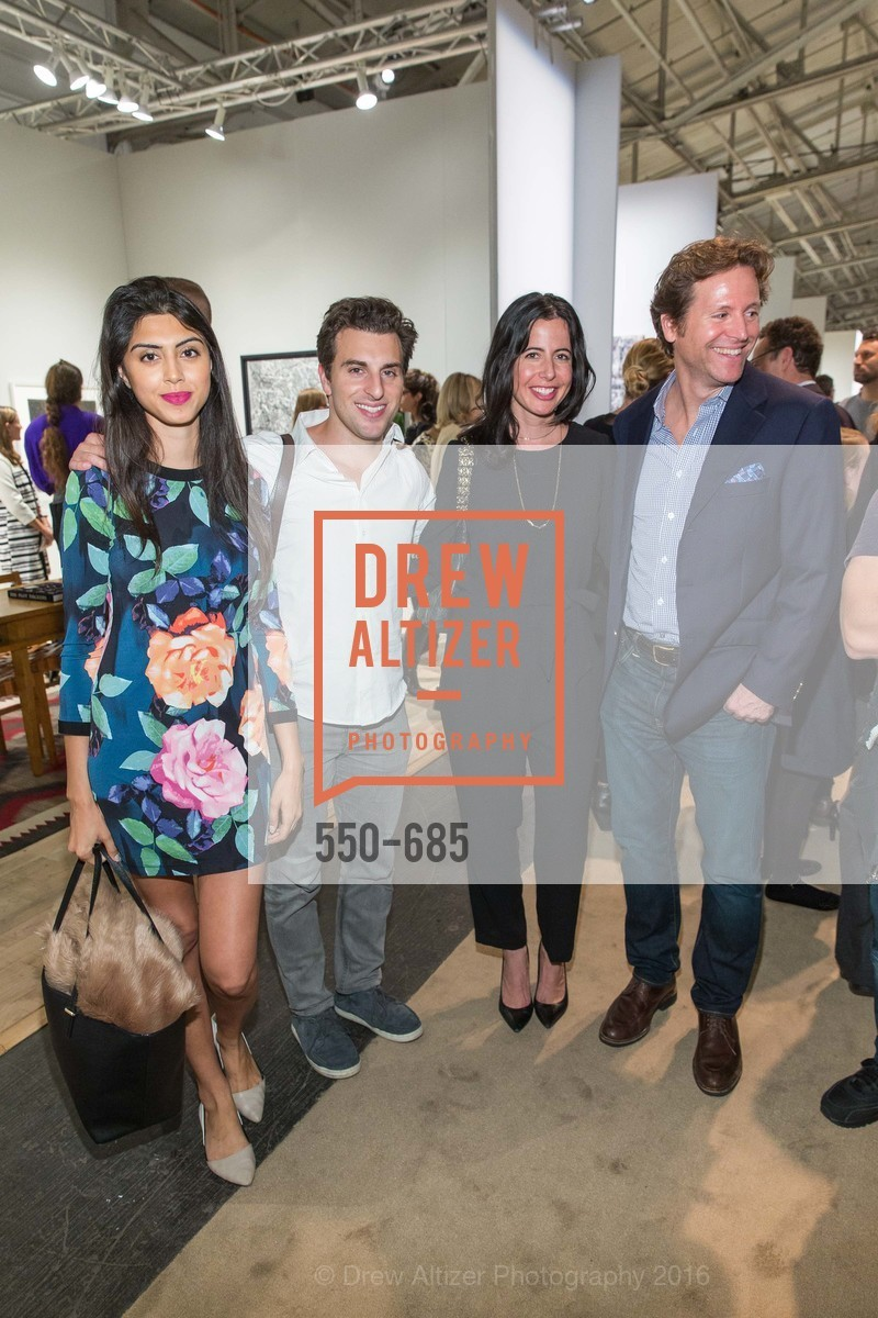 Elana Rubinfeld, Brian Chesky, Elissa Patel, Trevor Traina, FOG Design+Art Preview Gala, Fort Mason Center Festival Pavilion, January 13th, 2016,Drew Altizer, Drew Altizer Photography, full-service agency, private events, San Francisco photographer, photographer california