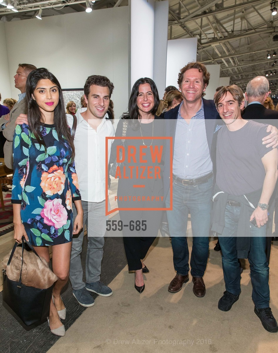 Elana Rubinfeld, Brian Chesky, Elissa Patel, Trevor Traina, Mark Pincus, FOG Design+Art Preview Gala, Fort Mason Center Festival Pavilion, January 13th, 2016,Drew Altizer, Drew Altizer Photography, full-service agency, private events, San Francisco photographer, photographer california