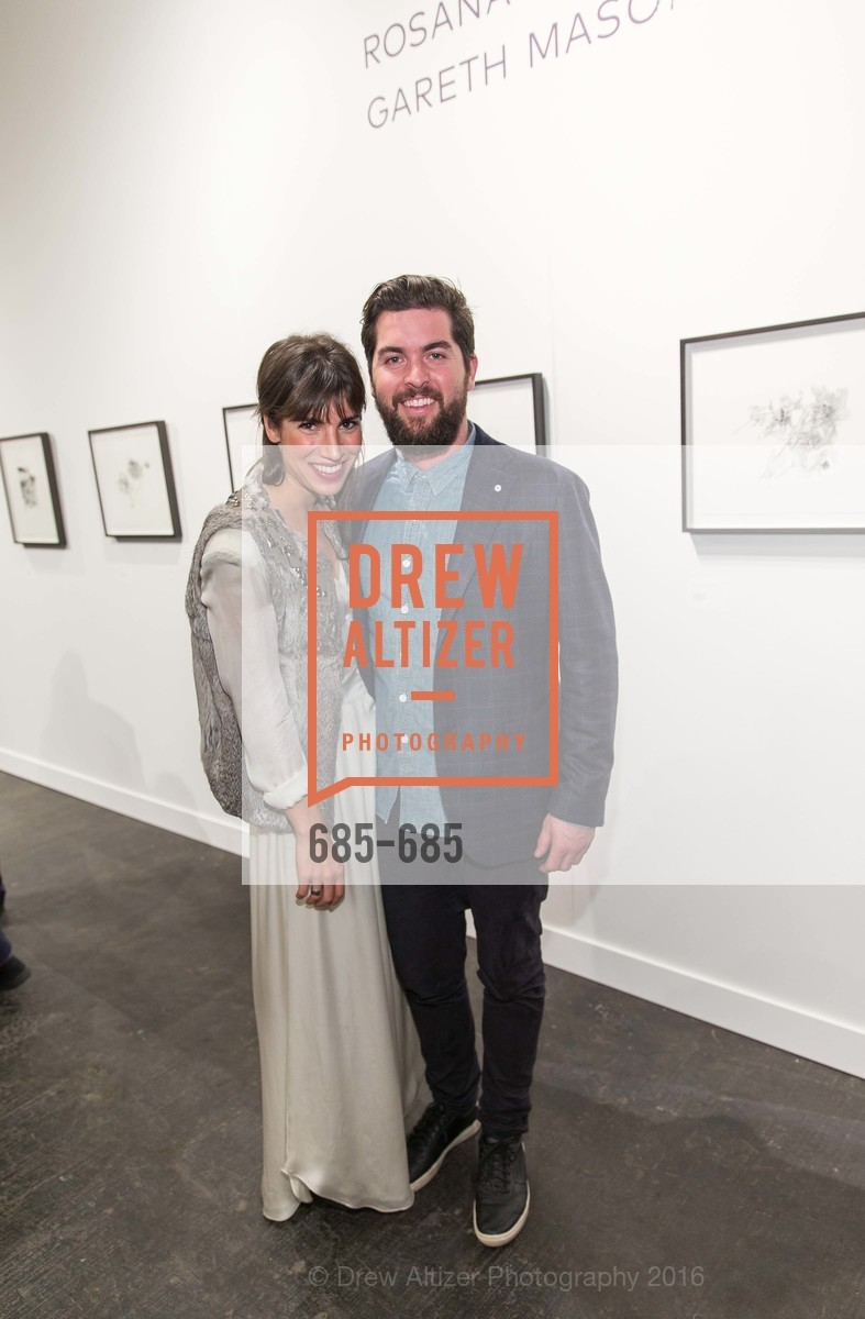 Gigi Dalla Gasperina, Harrison Watkins, FOG Design+Art Preview Gala, Fort Mason Center Festival Pavilion, January 13th, 2016,Drew Altizer, Drew Altizer Photography, full-service agency, private events, San Francisco photographer, photographer california